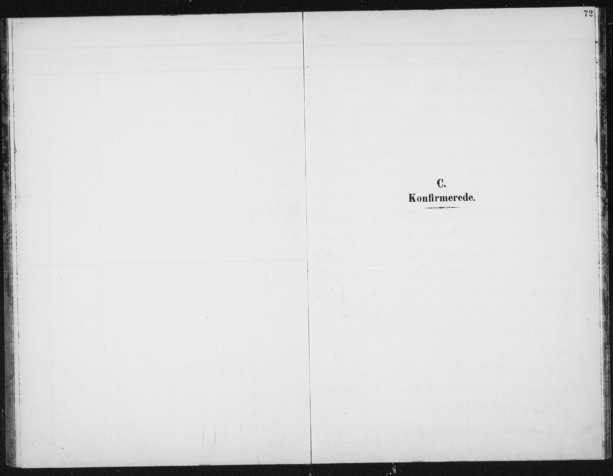 SAT, Ministerialprotokoller, klokkerbøker og fødselsregistre - Sør-Trøndelag, 656/L0699: Klokkerbok nr. 656C05, 1905-1920, s. 72