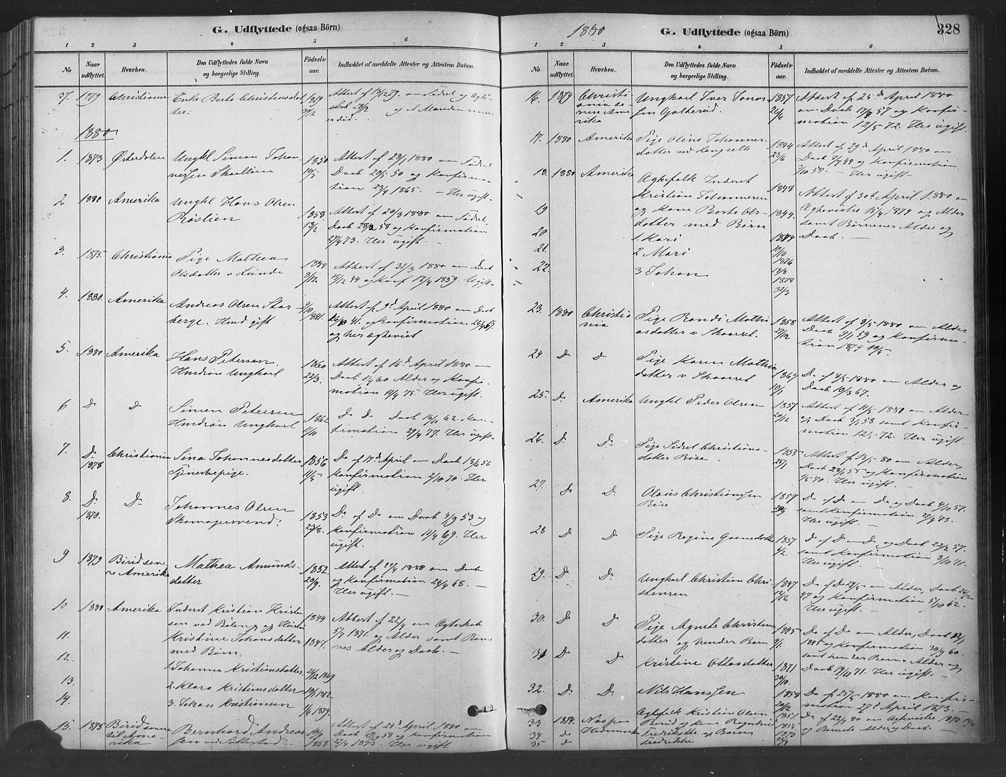 SAH, Fåberg prestekontor, Ministerialbok nr. 9, 1879-1898, s. 328