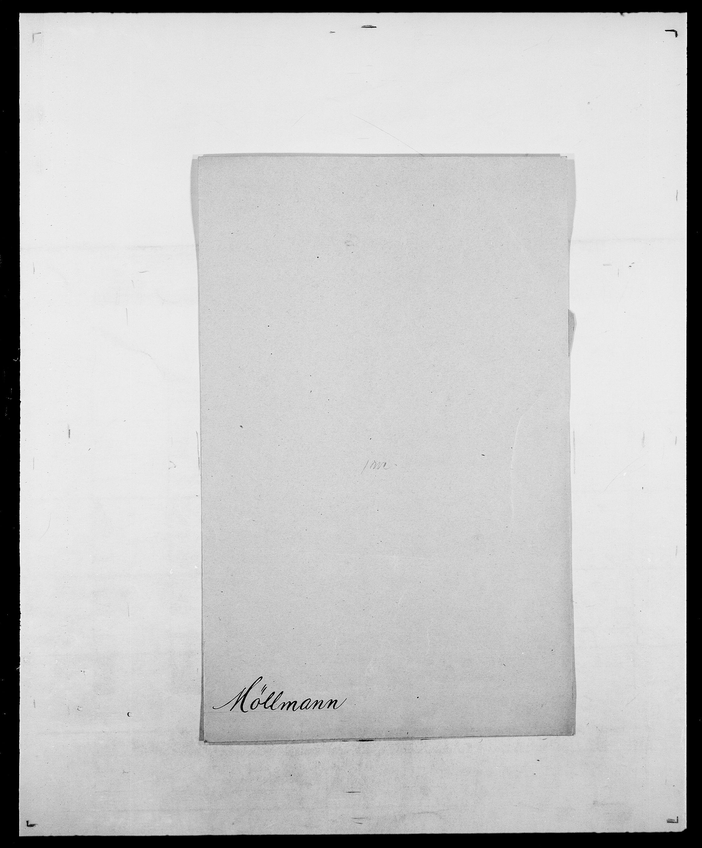 SAO, Delgobe, Charles Antoine - samling, D/Da/L0027: Morath - v. Møsting, s. 697