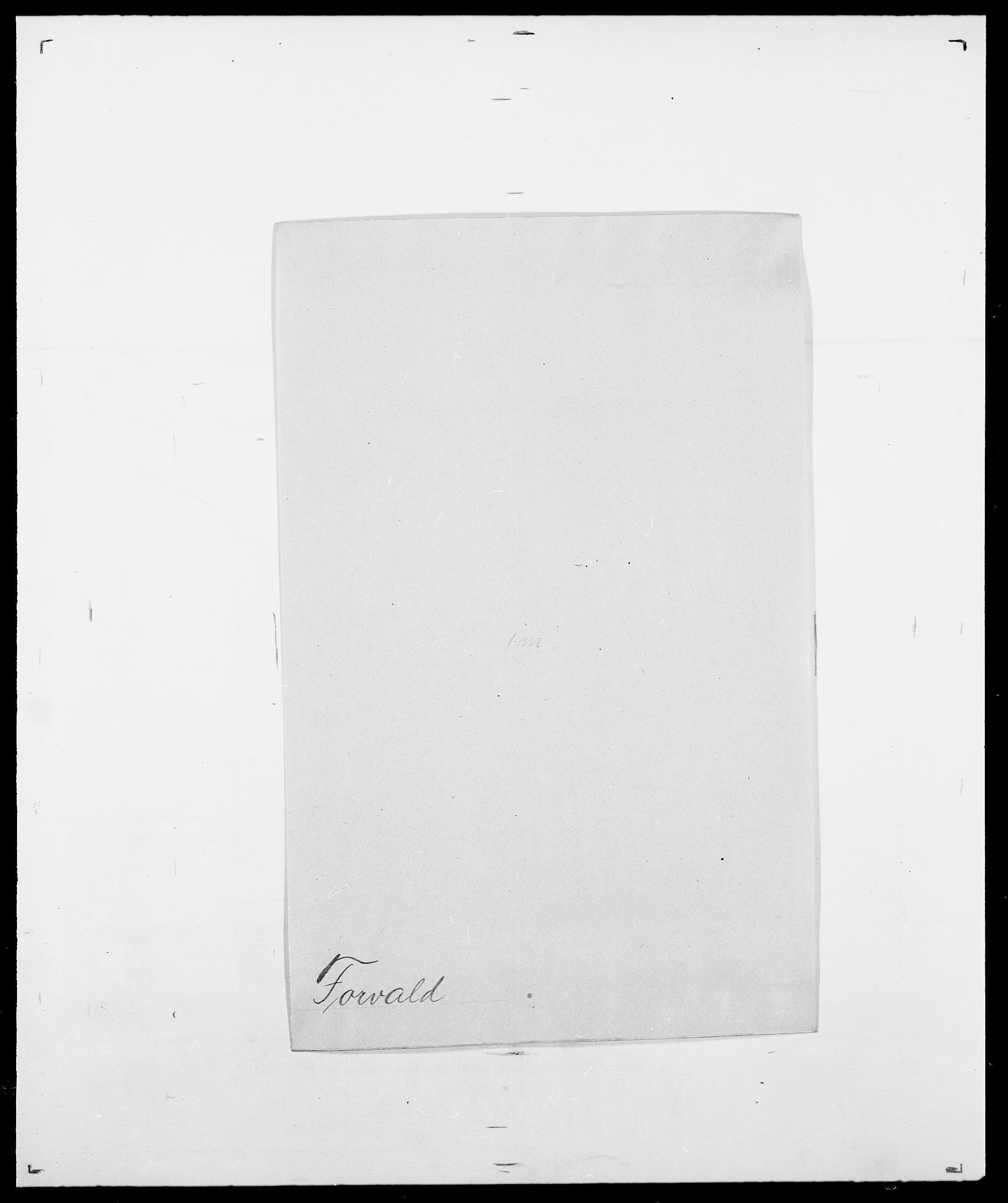 SAO, Delgobe, Charles Antoine - samling, D/Da/L0012: Flor, Floer, Flohr - Fritzner, s. 617