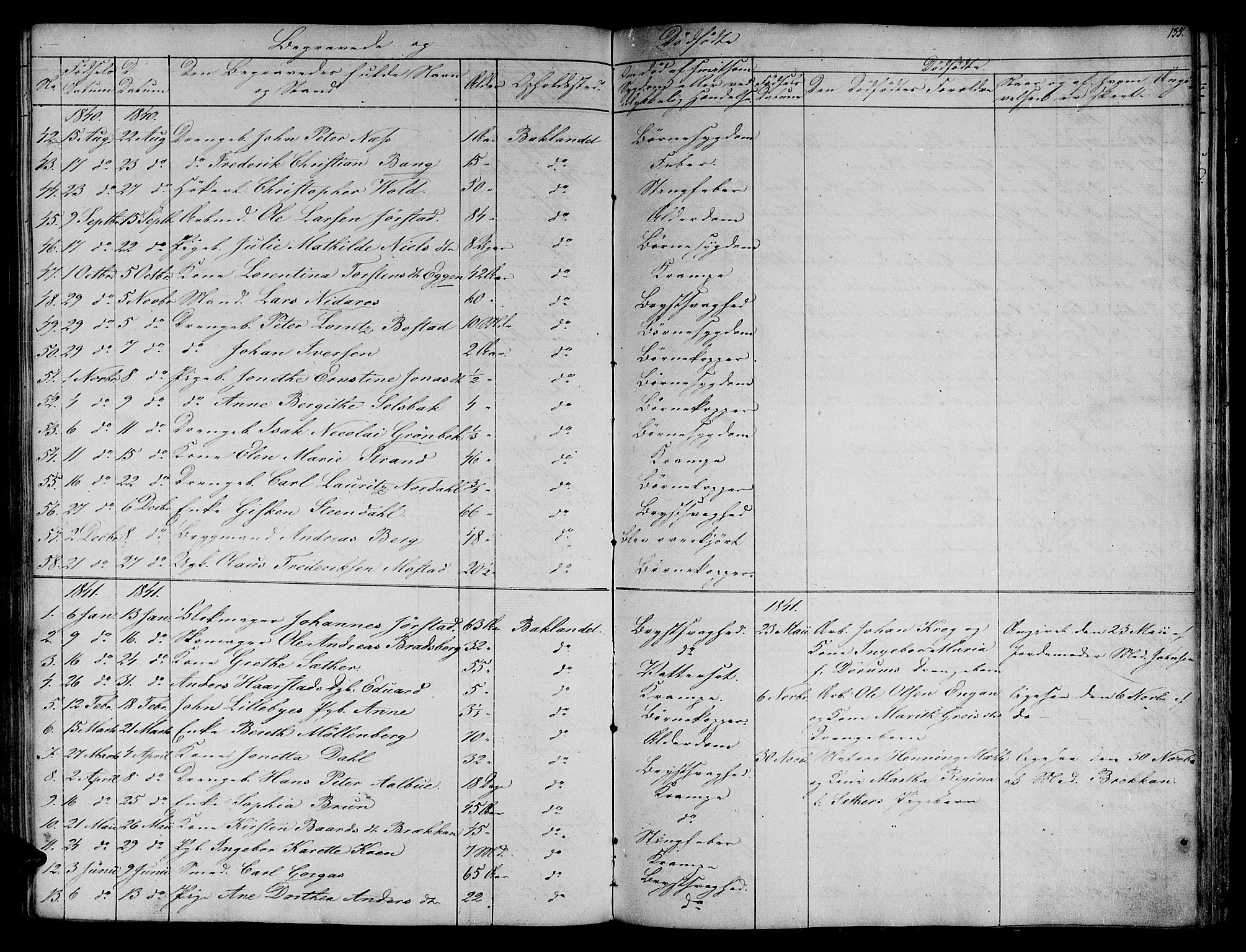 SAT, Ministerialprotokoller, klokkerbøker og fødselsregistre - Sør-Trøndelag, 604/L0182: Ministerialbok nr. 604A03, 1818-1850, s. 135