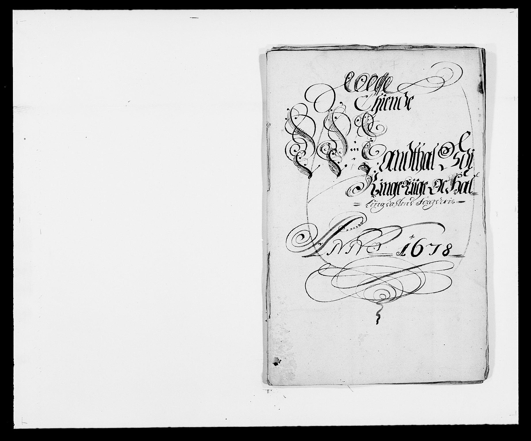 RA, Rentekammeret inntil 1814, Reviderte regnskaper, Fogderegnskap, R21/L1443: Fogderegnskap Ringerike og Hallingdal, 1678-1680, s. 148