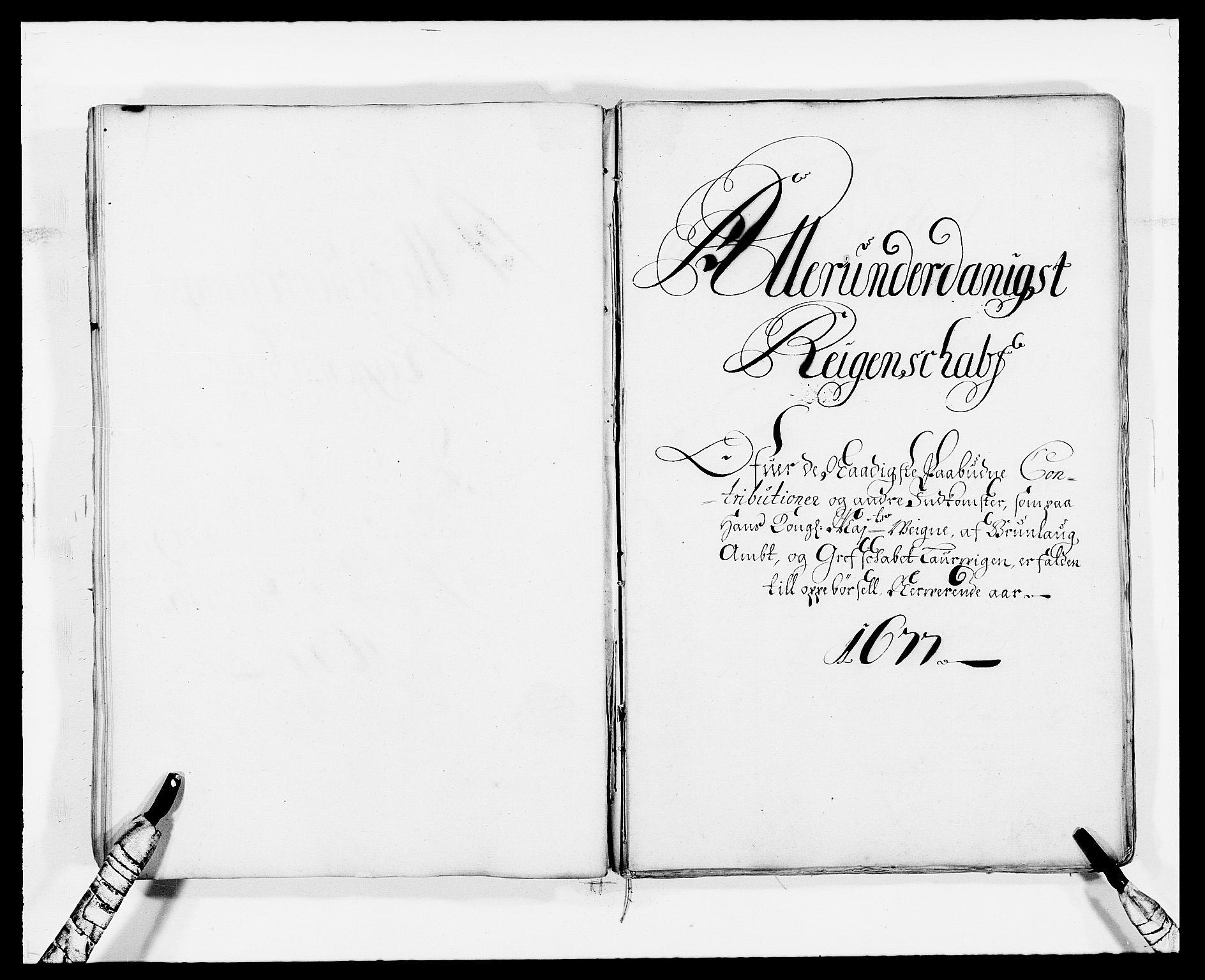 RA, Rentekammeret inntil 1814, Reviderte regnskaper, Fogderegnskap, R33/L1967: Fogderegnskap Larvik grevskap, 1675-1687, s. 19