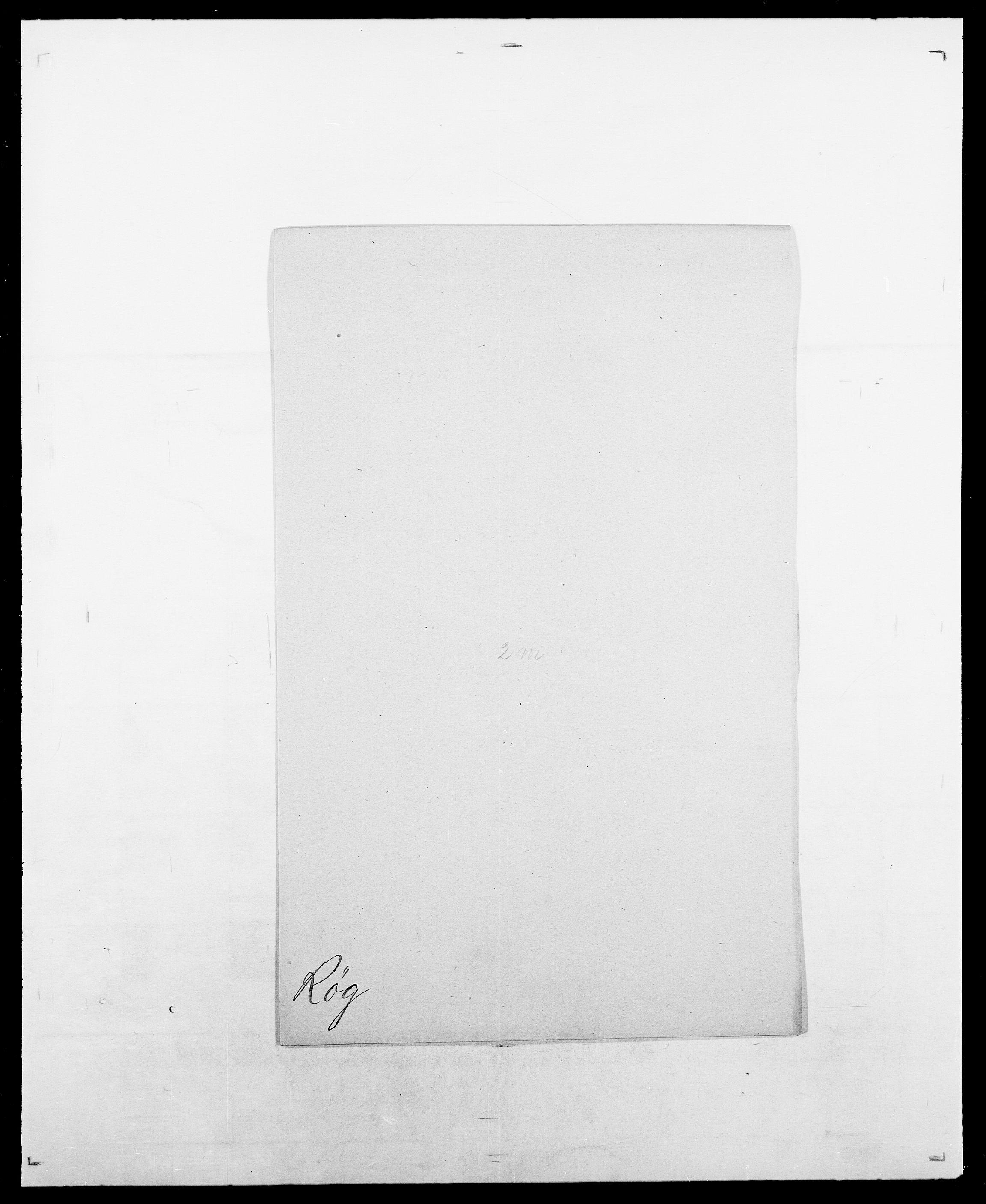 SAO, Delgobe, Charles Antoine - samling, D/Da/L0033: Roald - Røyem, s. 695