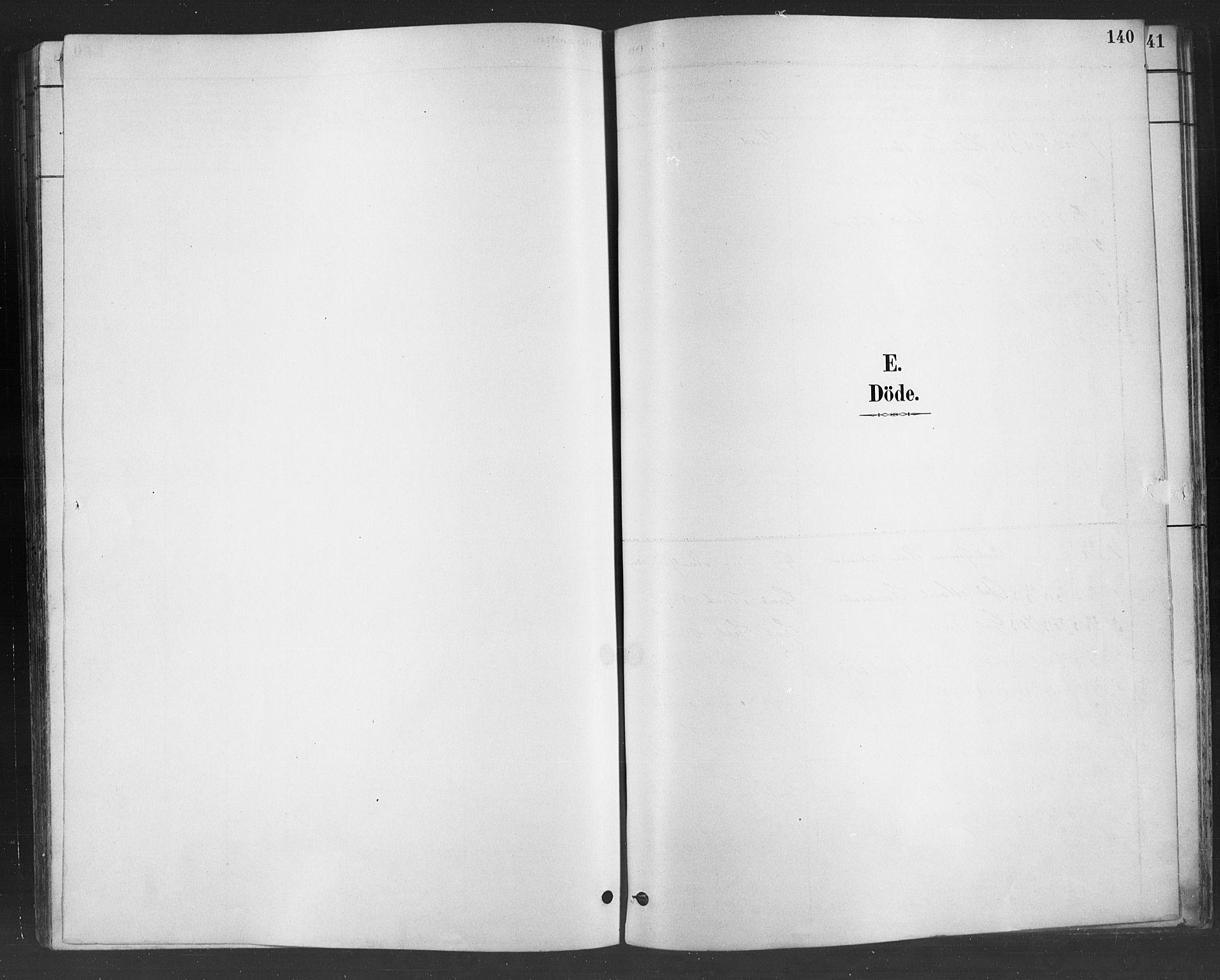 SAH, Nord-Aurdal prestekontor, Klokkerbok nr. 8, 1883-1916, s. 140