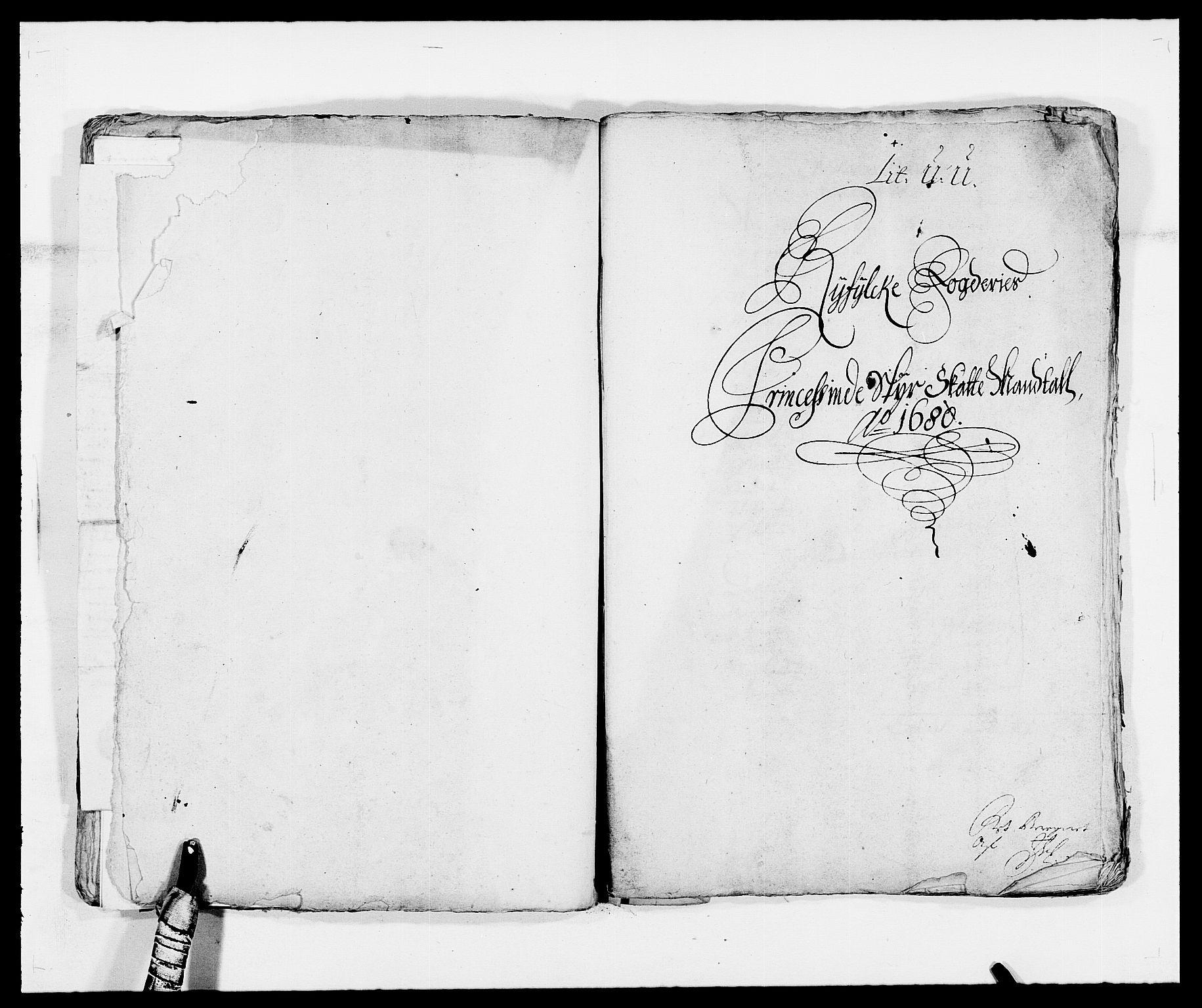 RA, Rentekammeret inntil 1814, Reviderte regnskaper, Fogderegnskap, R47/L2850: Fogderegnskap Ryfylke, 1680, s. 48