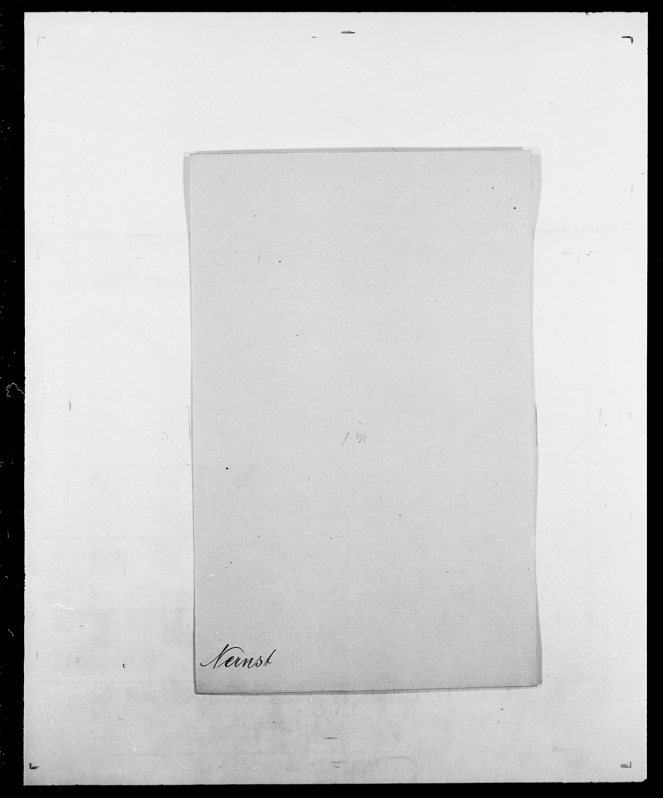 SAO, Delgobe, Charles Antoine - samling, D/Da/L0028: Naaden - Nøvik, s. 120