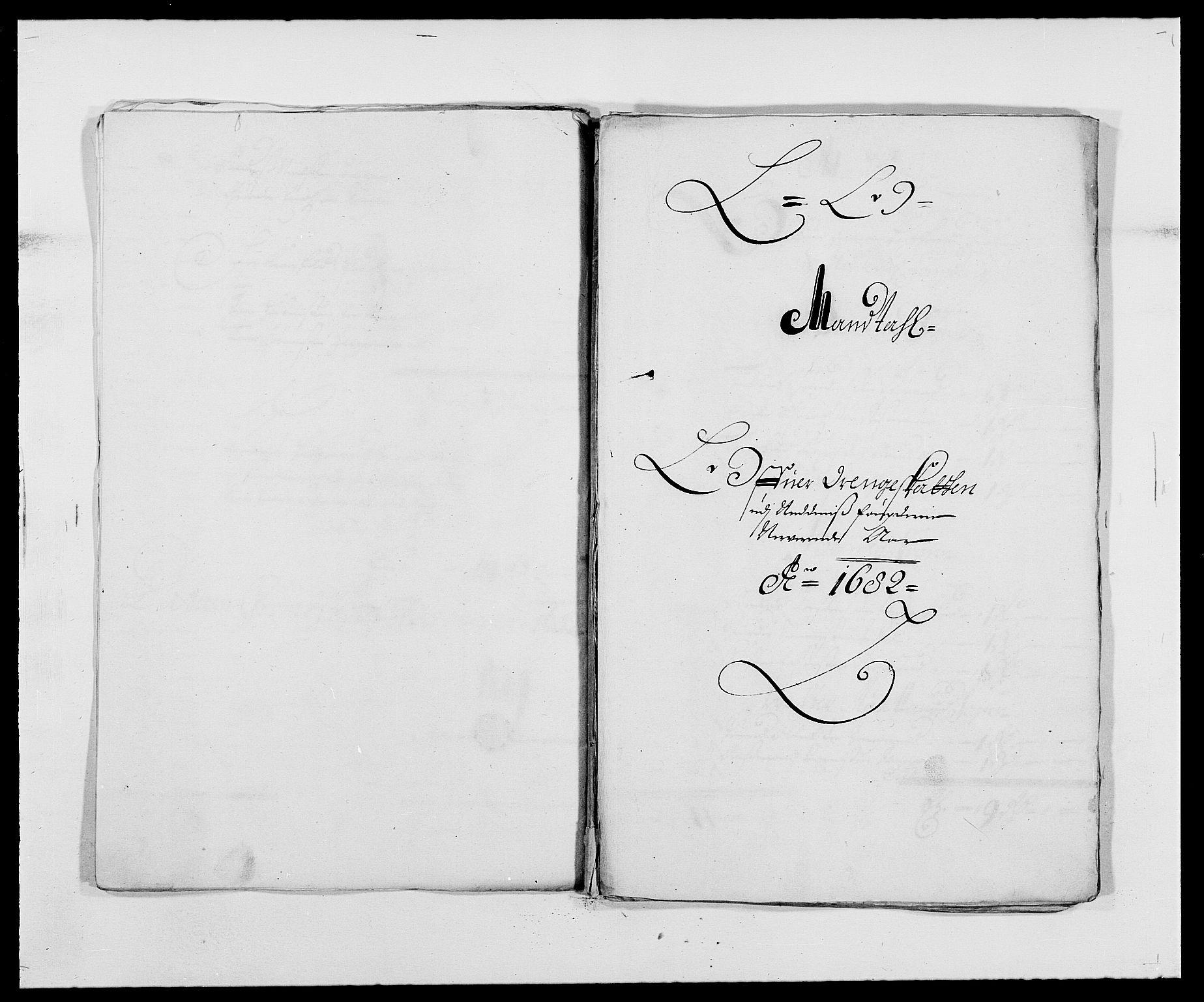 RA, Rentekammeret inntil 1814, Reviderte regnskaper, Fogderegnskap, R39/L2304: Fogderegnskap Nedenes, 1680-1682, s. 344