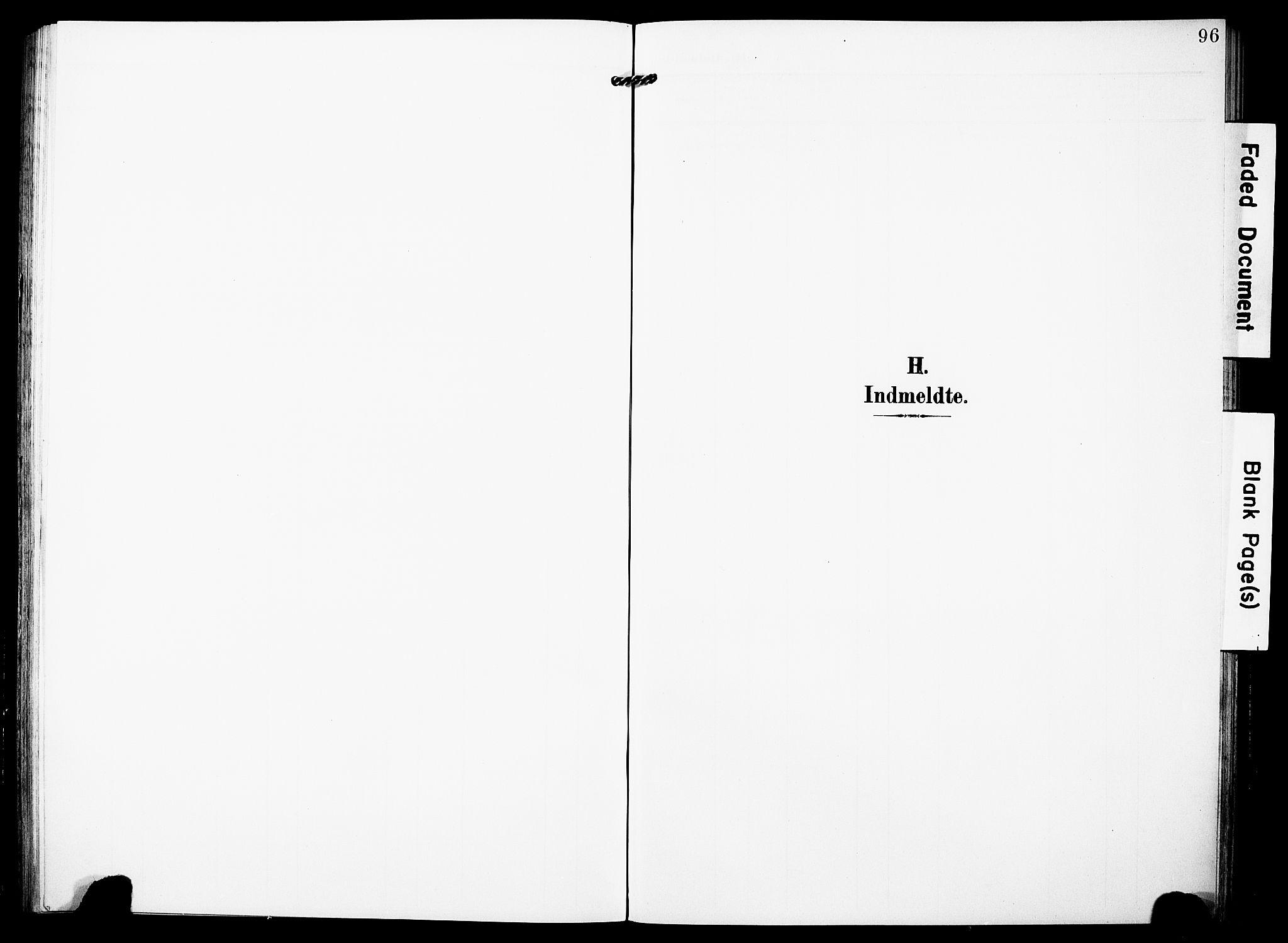 SAST, Torvastad sokneprestkontor, H/Ha/Haa/L0018: Ministerialbok nr. A 17, 1903-1925, s. 96