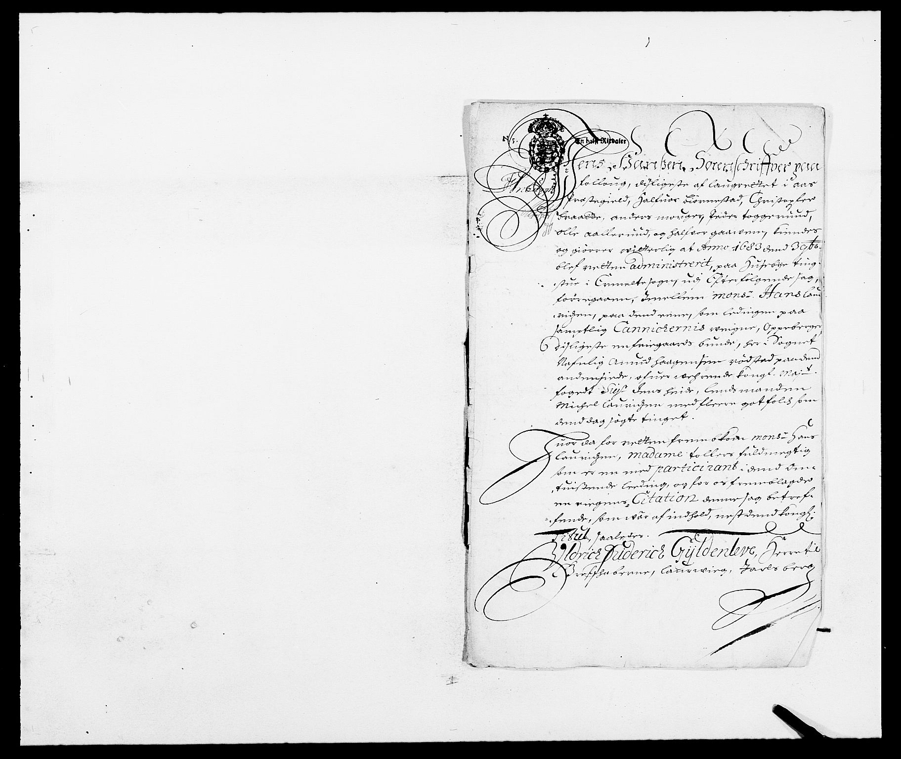 RA, Rentekammeret inntil 1814, Reviderte regnskaper, Fogderegnskap, R09/L0430: Fogderegnskap Follo, 1682-1683, s. 245