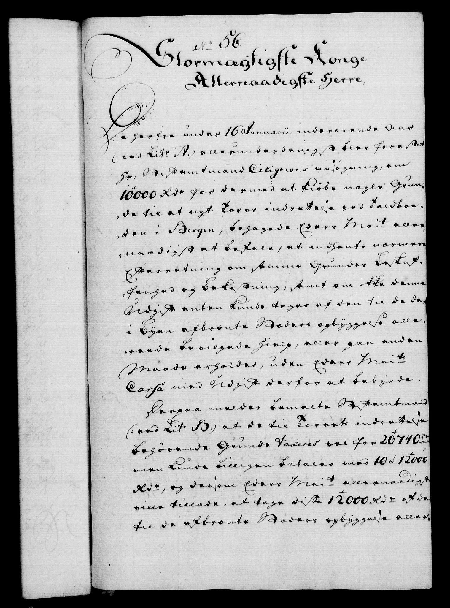 RA, Rentekammeret, Kammerkanselliet, G/Gf/Gfa/L0040: Norsk relasjons- og resolusjonsprotokoll (merket RK 52.40), 1758, s. 335