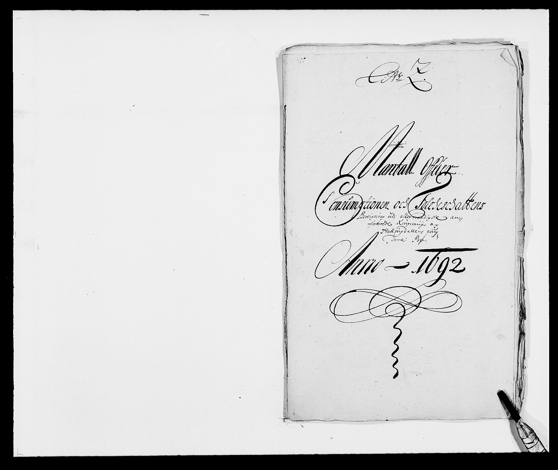 RA, Rentekammeret inntil 1814, Reviderte regnskaper, Fogderegnskap, R21/L1449: Fogderegnskap Ringerike og Hallingdal, 1690-1692, s. 124