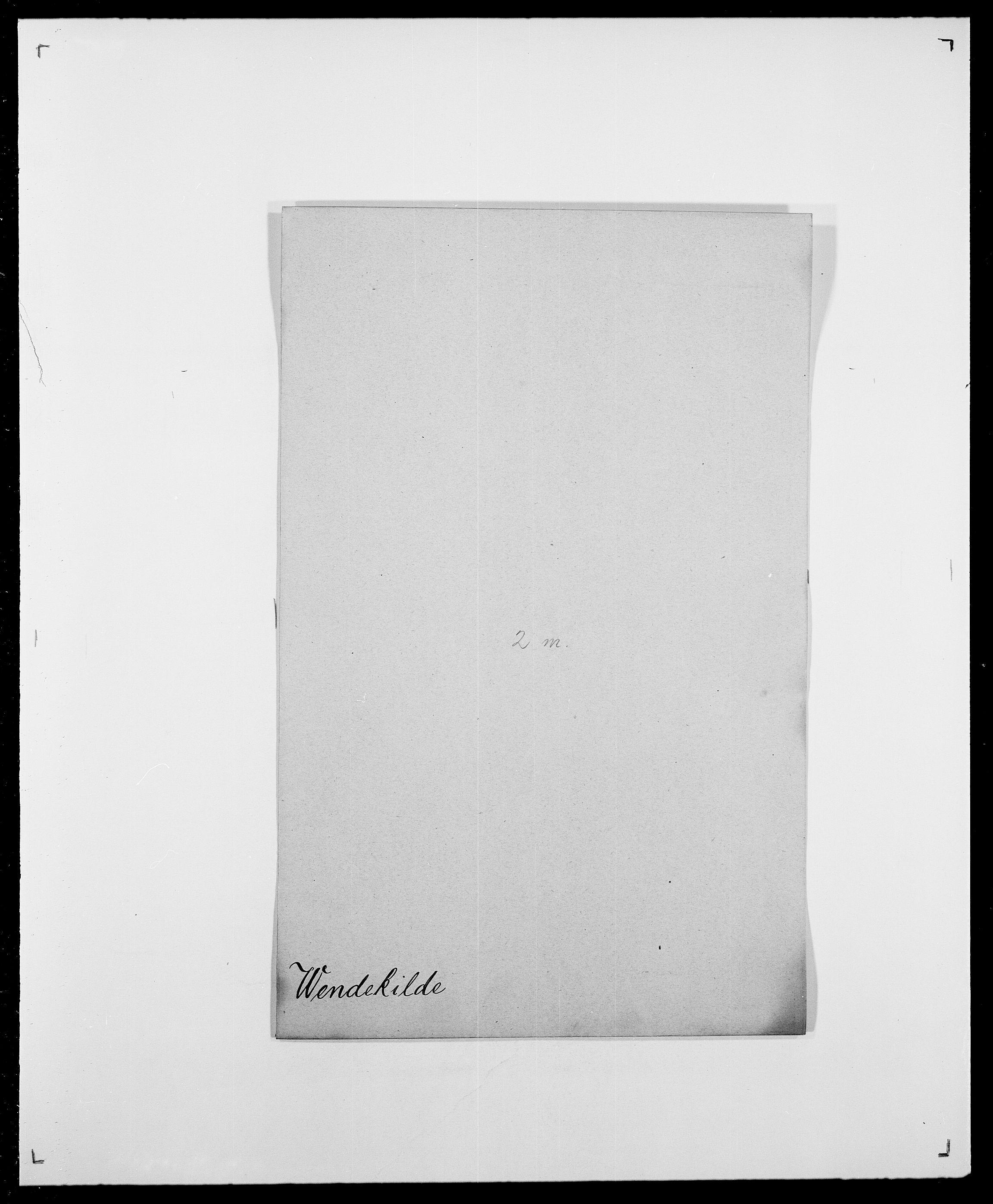 SAO, Delgobe, Charles Antoine - samling, D/Da/L0041: Vemmestad - Viker, s. 8