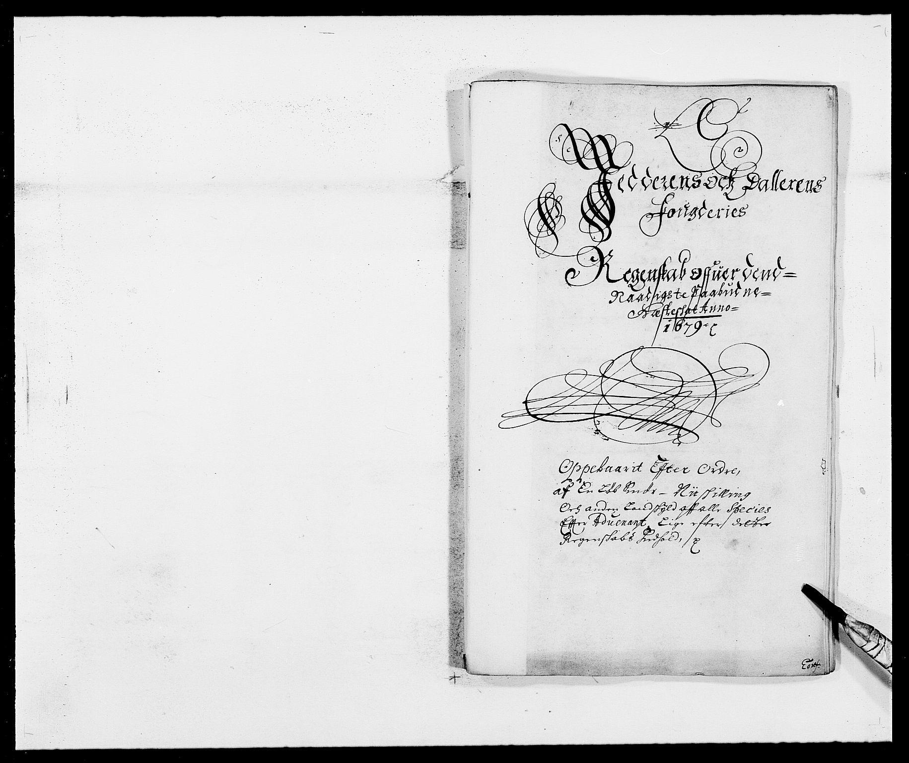 RA, Rentekammeret inntil 1814, Reviderte regnskaper, Fogderegnskap, R46/L2719: Fogderegnskap Jæren og Dalane, 1679, s. 71