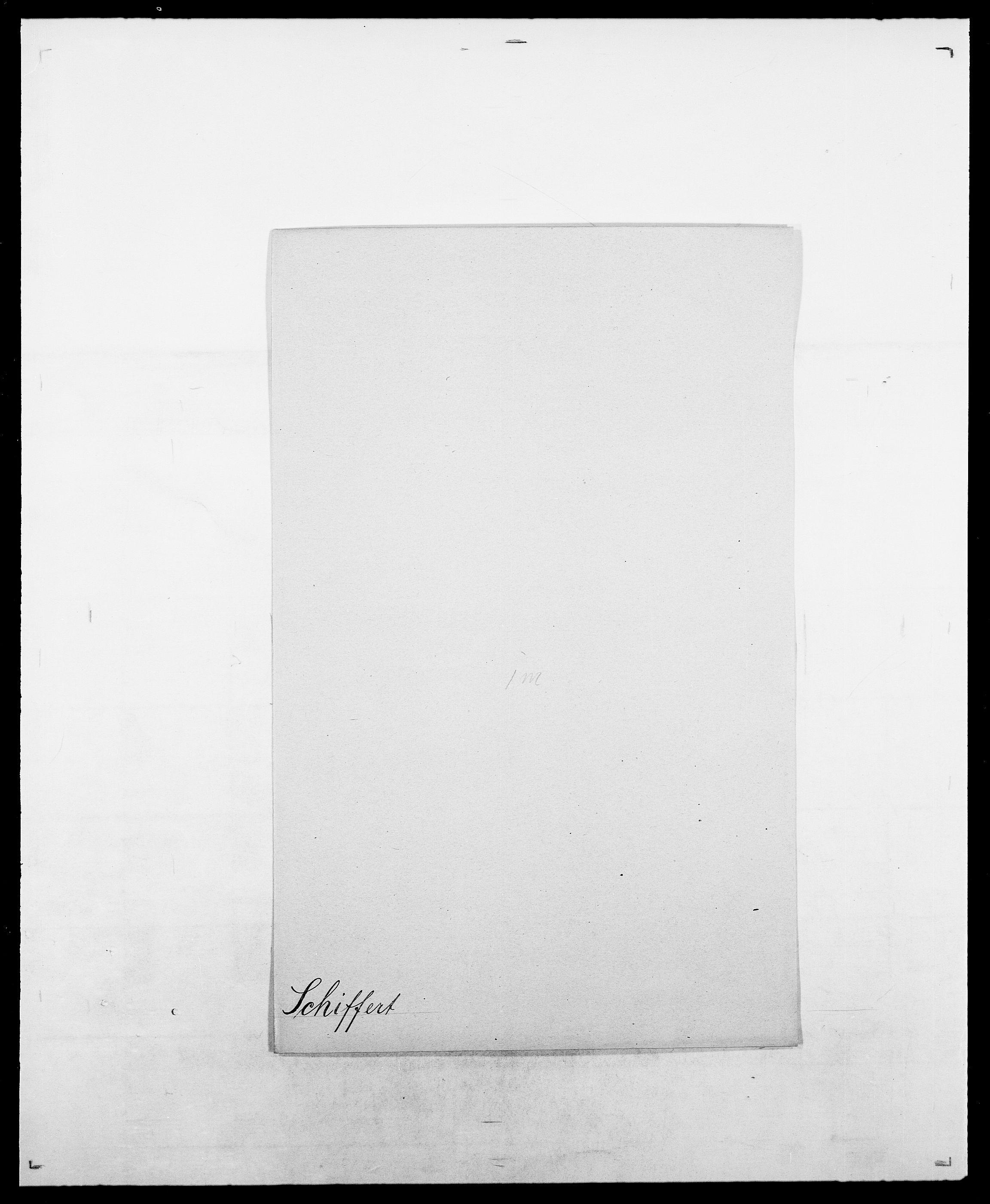SAO, Delgobe, Charles Antoine - samling, D/Da/L0034: Saabye - Schmincke, s. 523