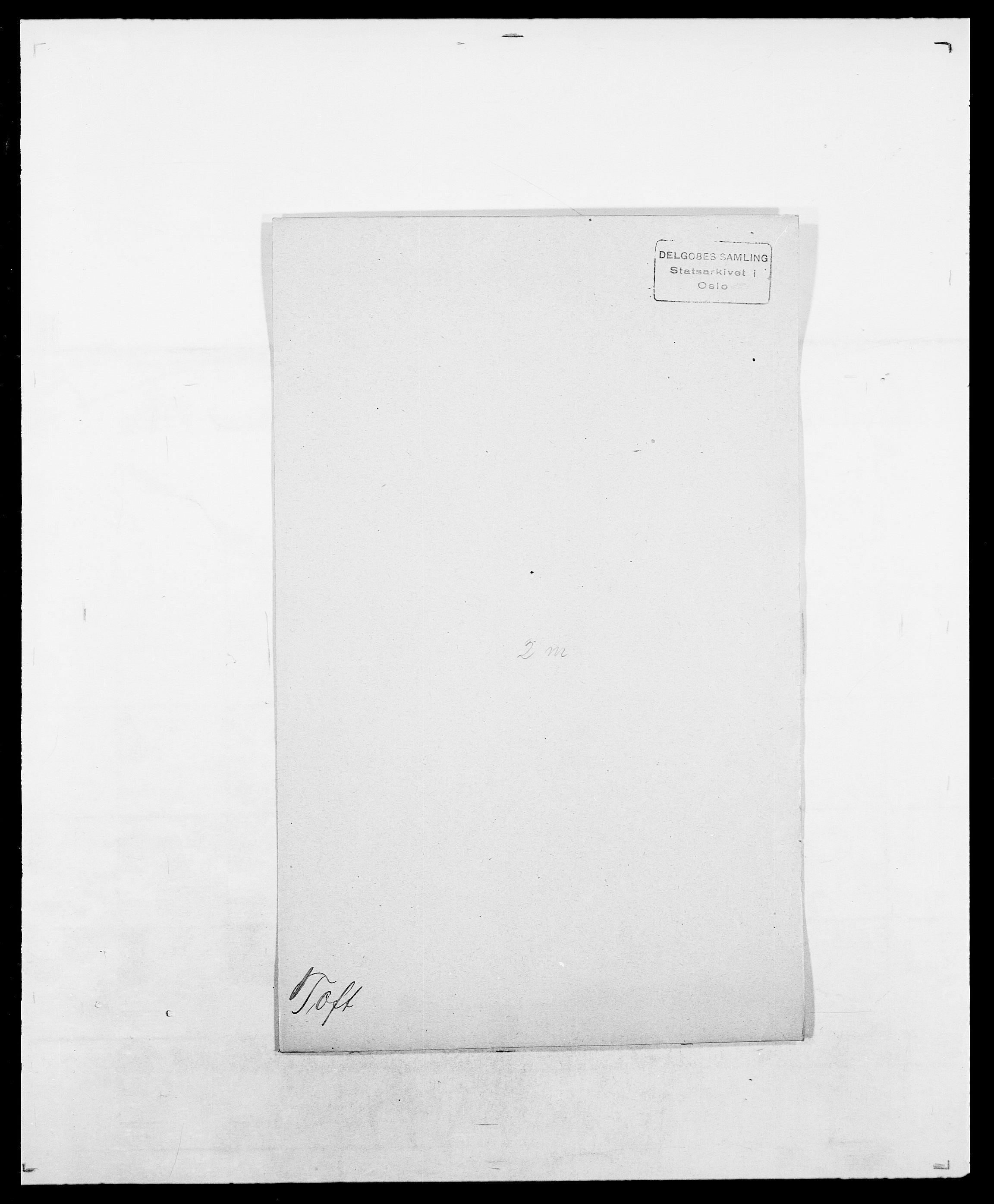 SAO, Delgobe, Charles Antoine - samling, D/Da/L0039: Thorsen - Urup, s. 103