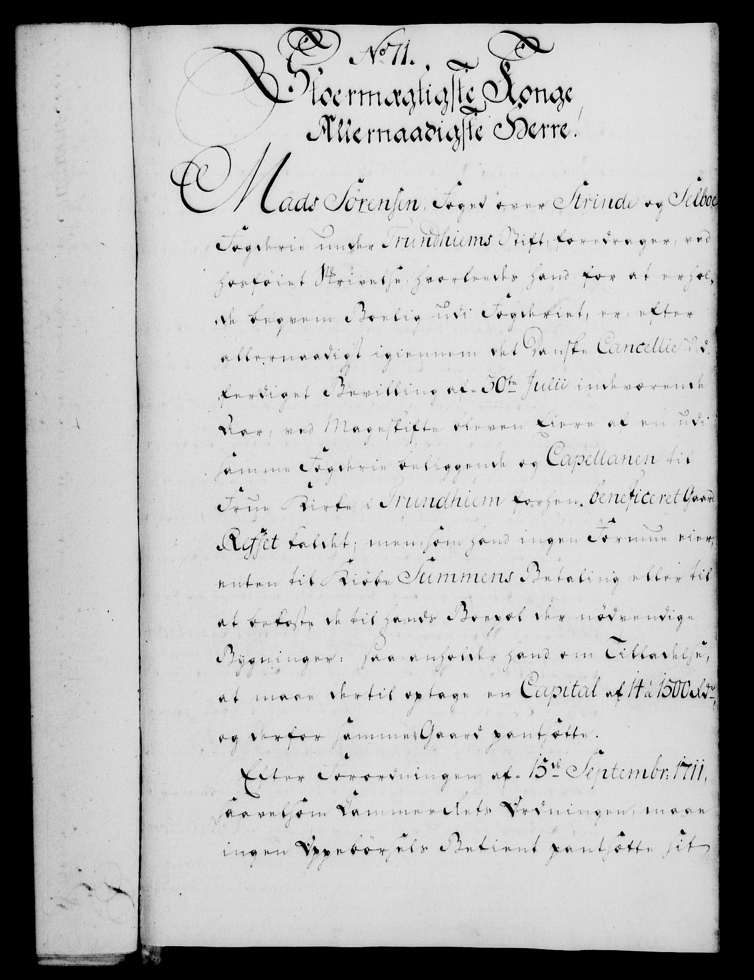 RA, Rentekammeret, Kammerkanselliet, G/Gf/Gfa/L0052: Norsk relasjons- og resolusjonsprotokoll (merket RK 52.52), 1770, s. 317