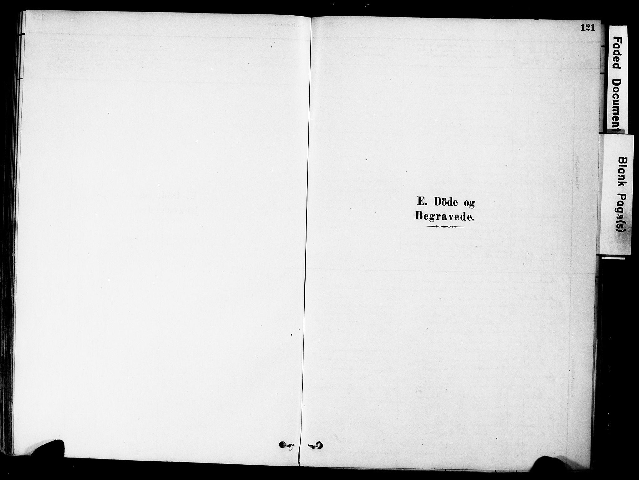SAH, Øyer prestekontor, Ministerialbok nr. 9, 1878-1893, s. 121