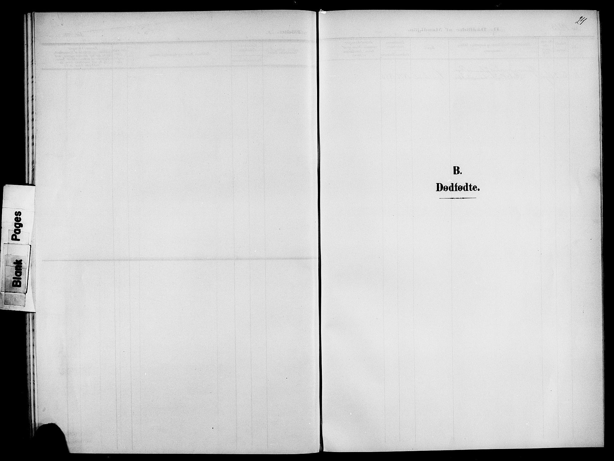 SAB, Førde Sokneprestembete, H/Hab: Klokkerbok nr. B 1, 1904-1924, s. 24