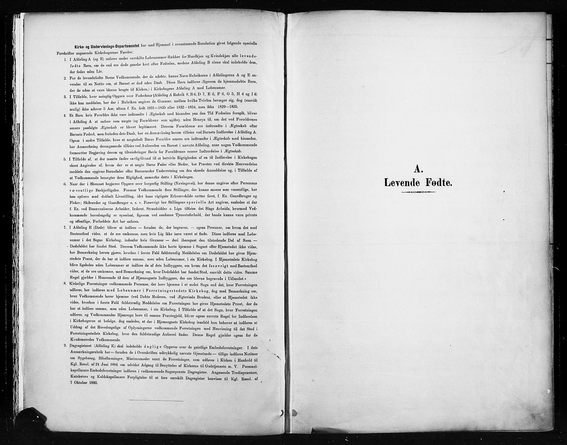 SAH, Jevnaker prestekontor, Ministerialbok nr. 9, 1891-1901