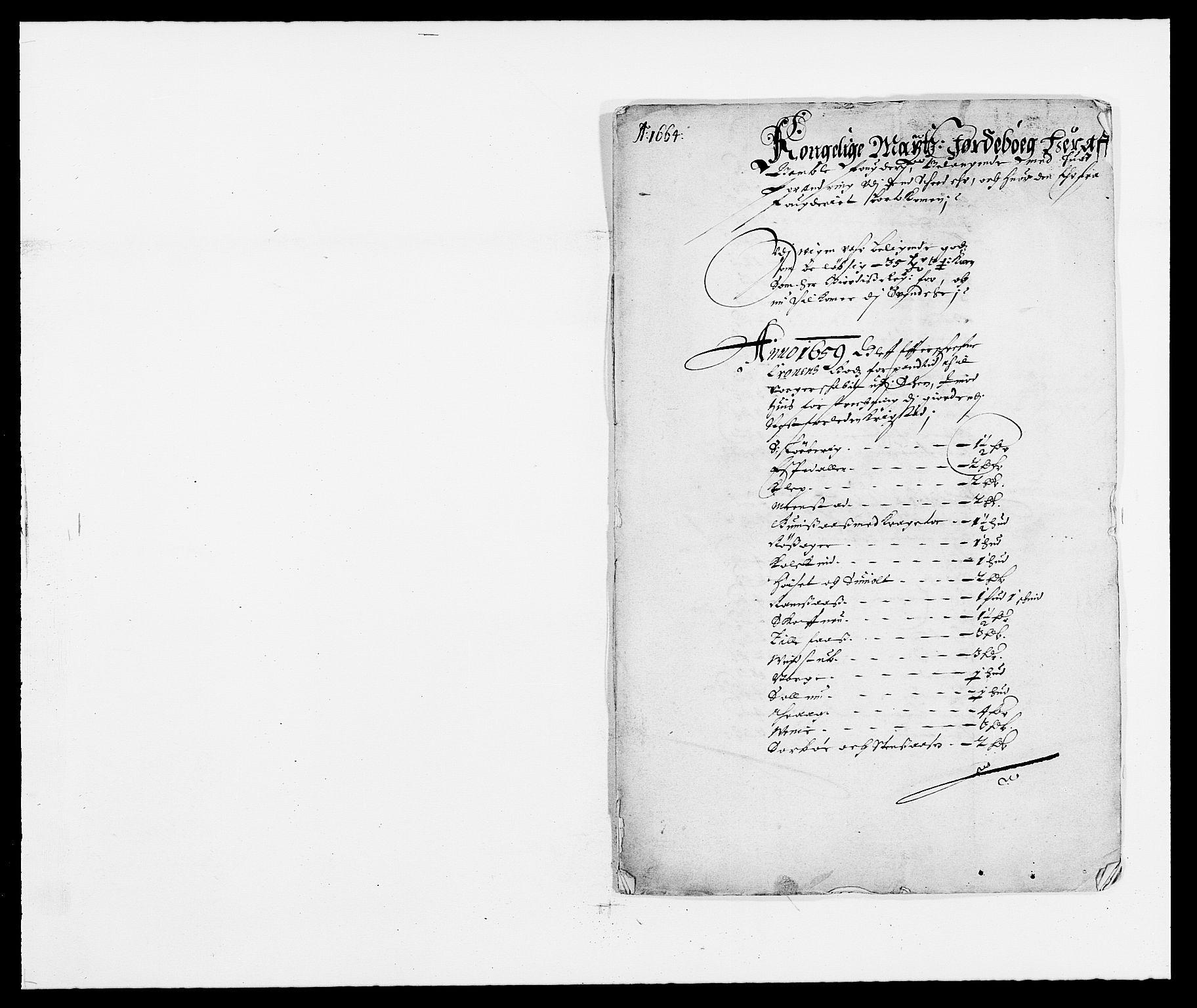 RA, Rentekammeret inntil 1814, Reviderte regnskaper, Fogderegnskap, R34/L2038: Fogderegnskap Bamble, 1662-1669, s. 140