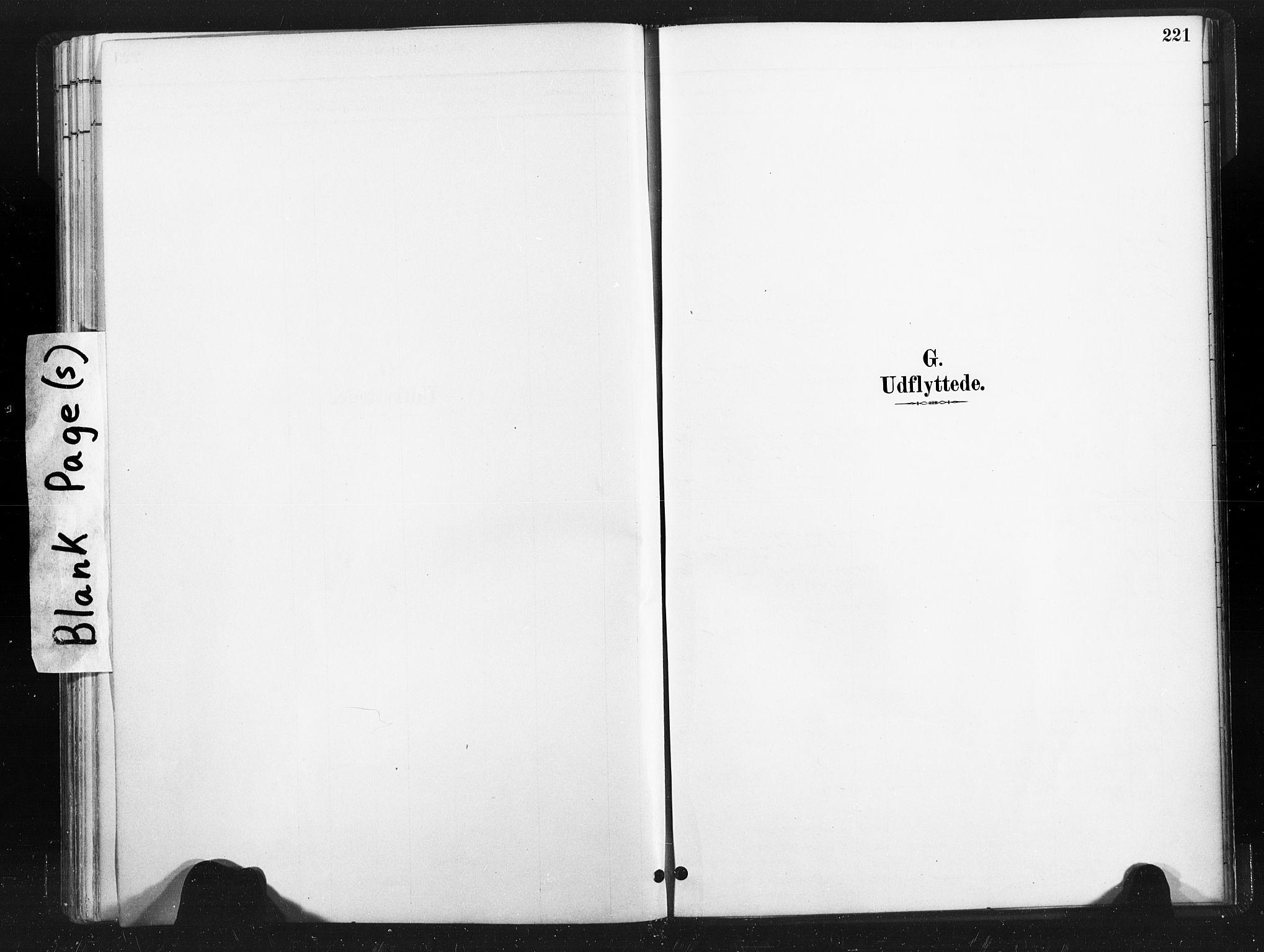 SAT, Ministerialprotokoller, klokkerbøker og fødselsregistre - Nord-Trøndelag, 736/L0361: Ministerialbok nr. 736A01, 1884-1906, s. 221