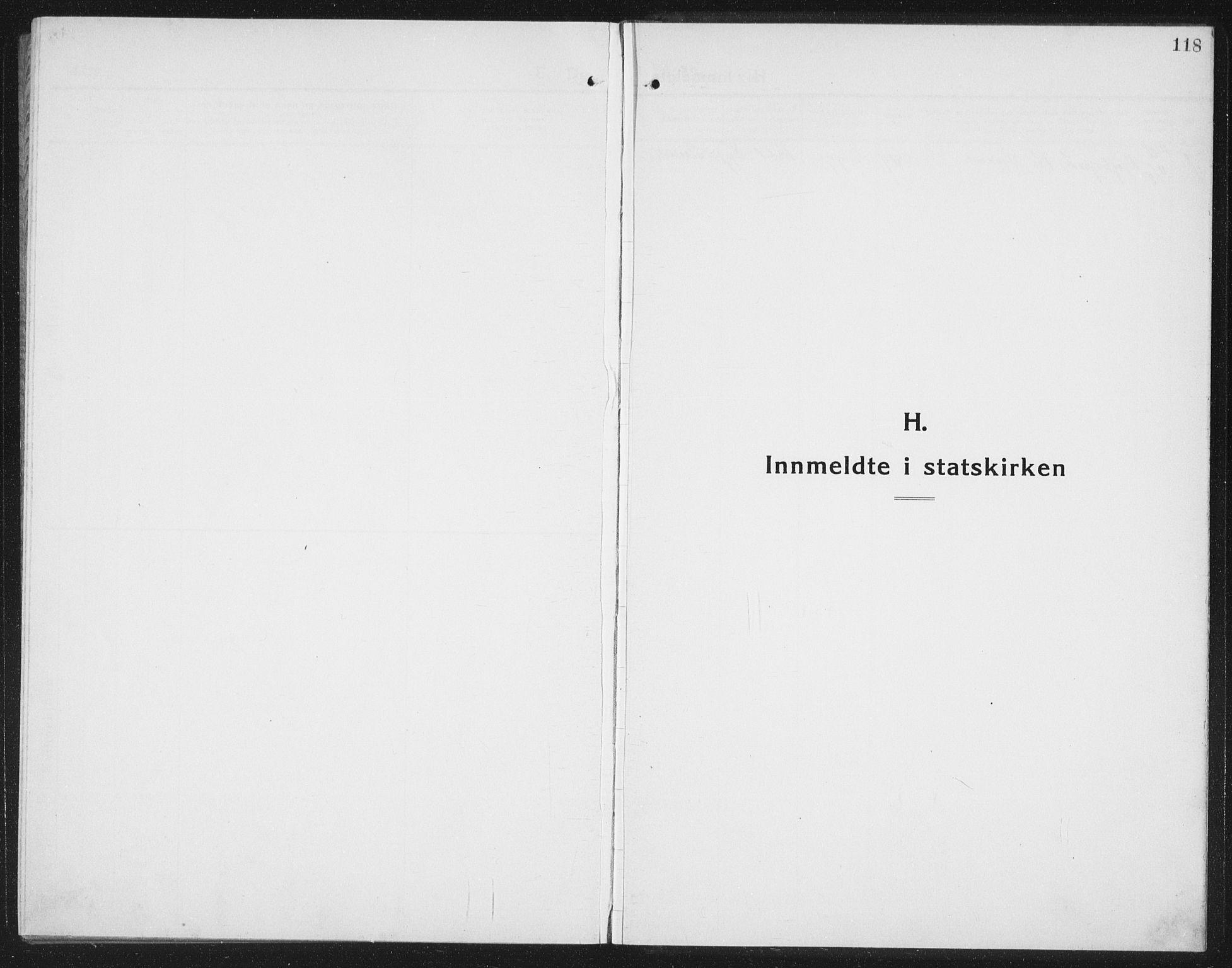 SAT, Ministerialprotokoller, klokkerbøker og fødselsregistre - Nord-Trøndelag, 740/L0383: Klokkerbok nr. 740C04, 1927-1939, s. 118