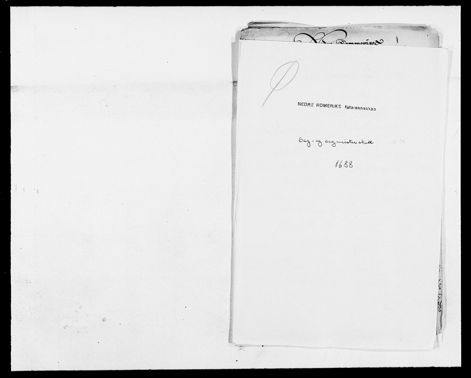 RA, Rentekammeret inntil 1814, Reviderte regnskaper, Fogderegnskap, R11/L0573: Fogderegnskap Nedre Romerike, 1679-1688, s. 27