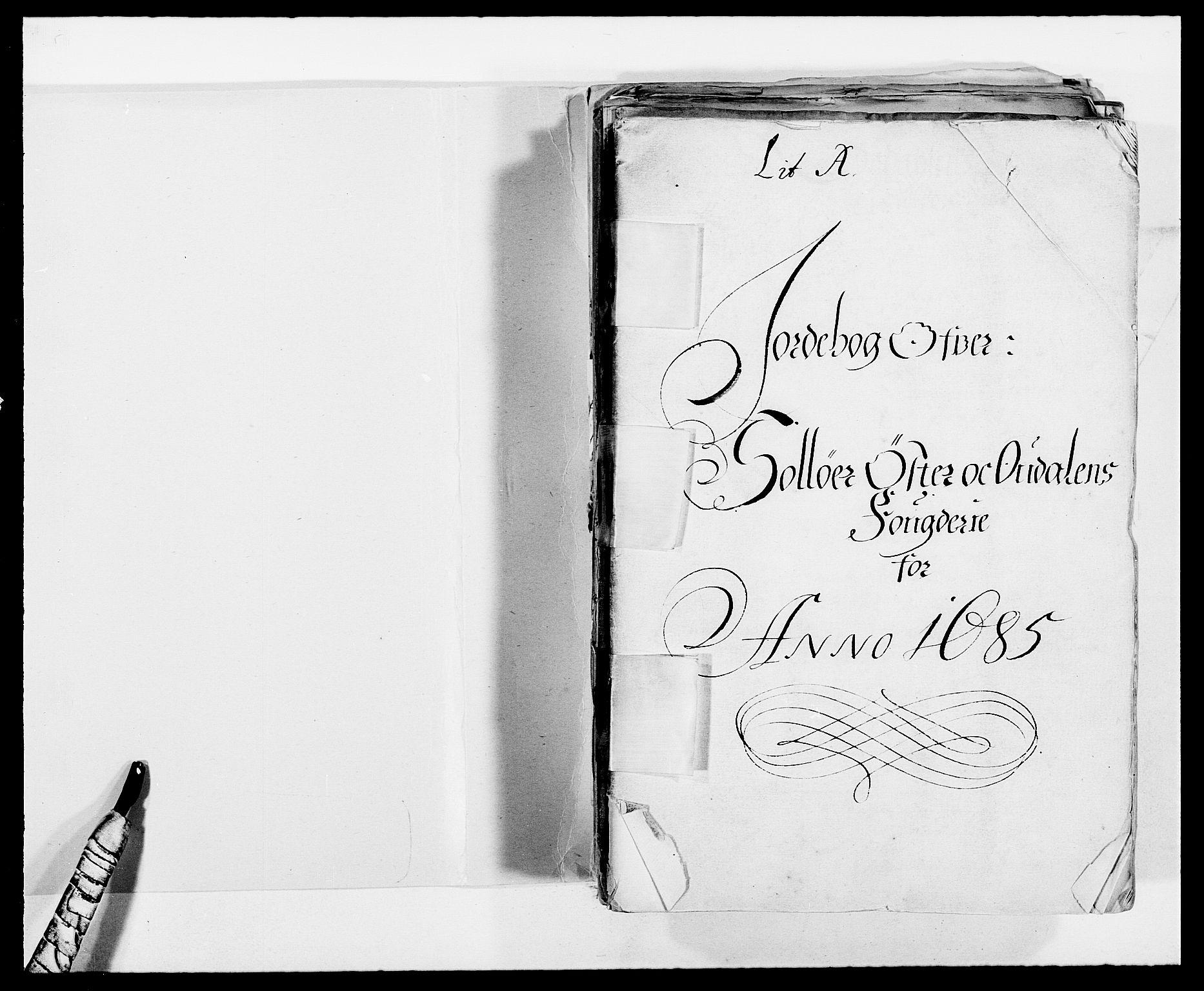 RA, Rentekammeret inntil 1814, Reviderte regnskaper, Fogderegnskap, R13/L0822: Fogderegnskap Solør, Odal og Østerdal, 1685, s. 34