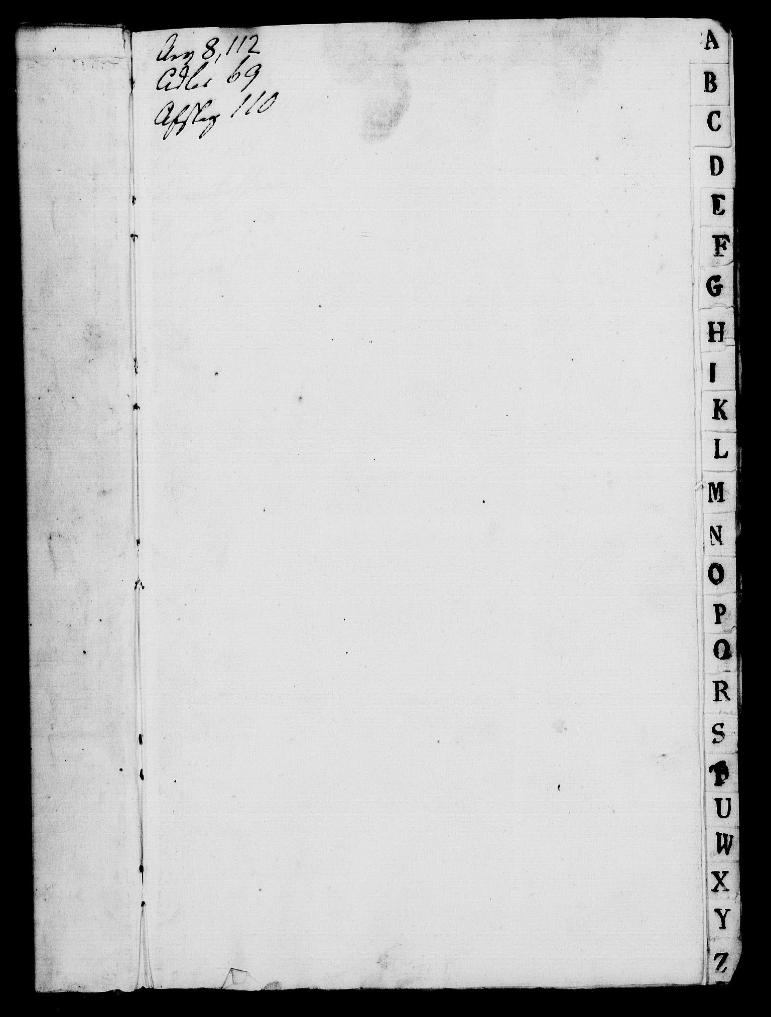 RA, Rentekammeret, Kammerkanselliet, G/Gf/Gfa/L0046: Norsk relasjons- og resolusjonsprotokoll (merket RK 52.46), 1764, s. 3