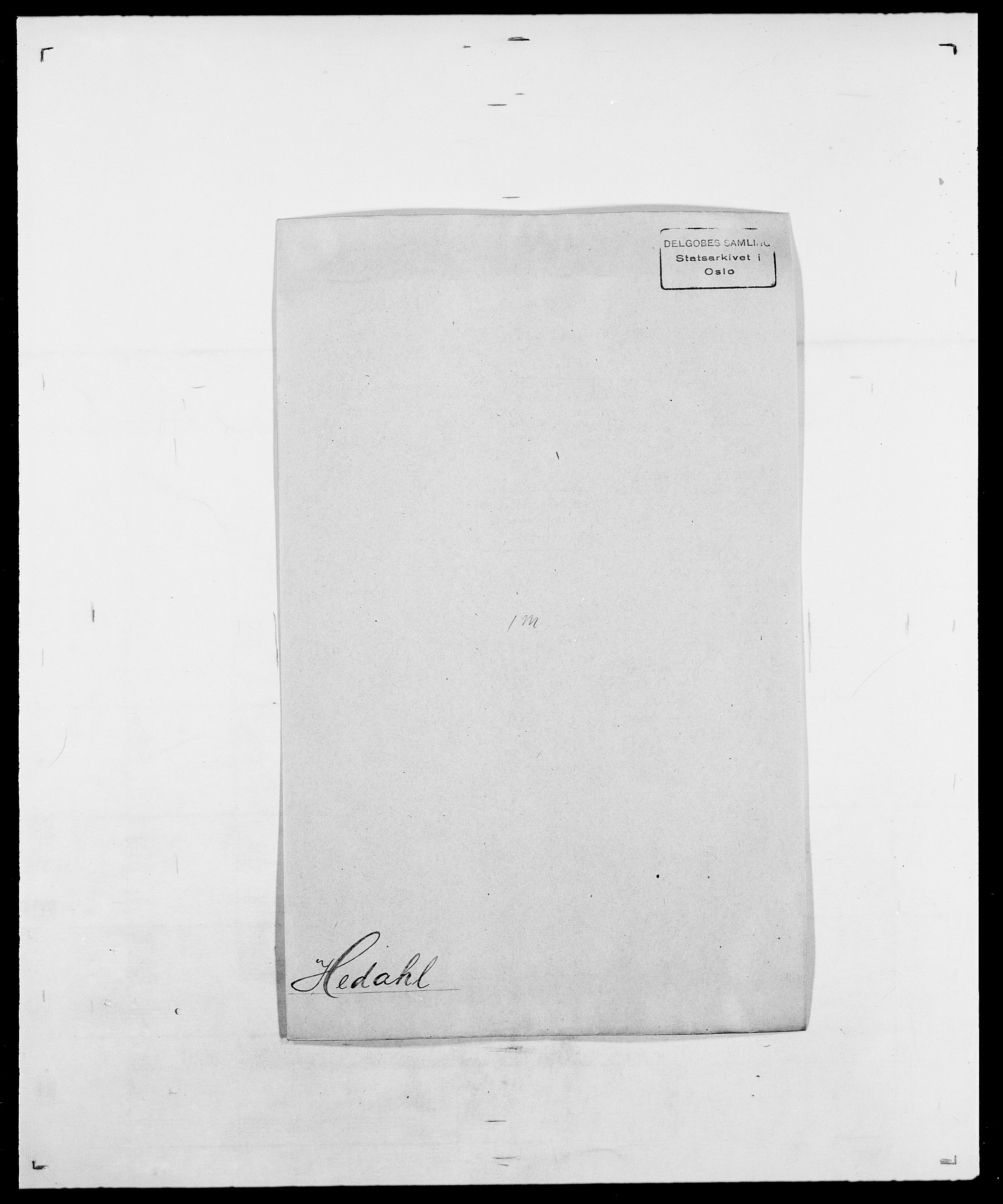 SAO, Delgobe, Charles Antoine - samling, D/Da/L0016: Hamborg - Hektoen, s. 660