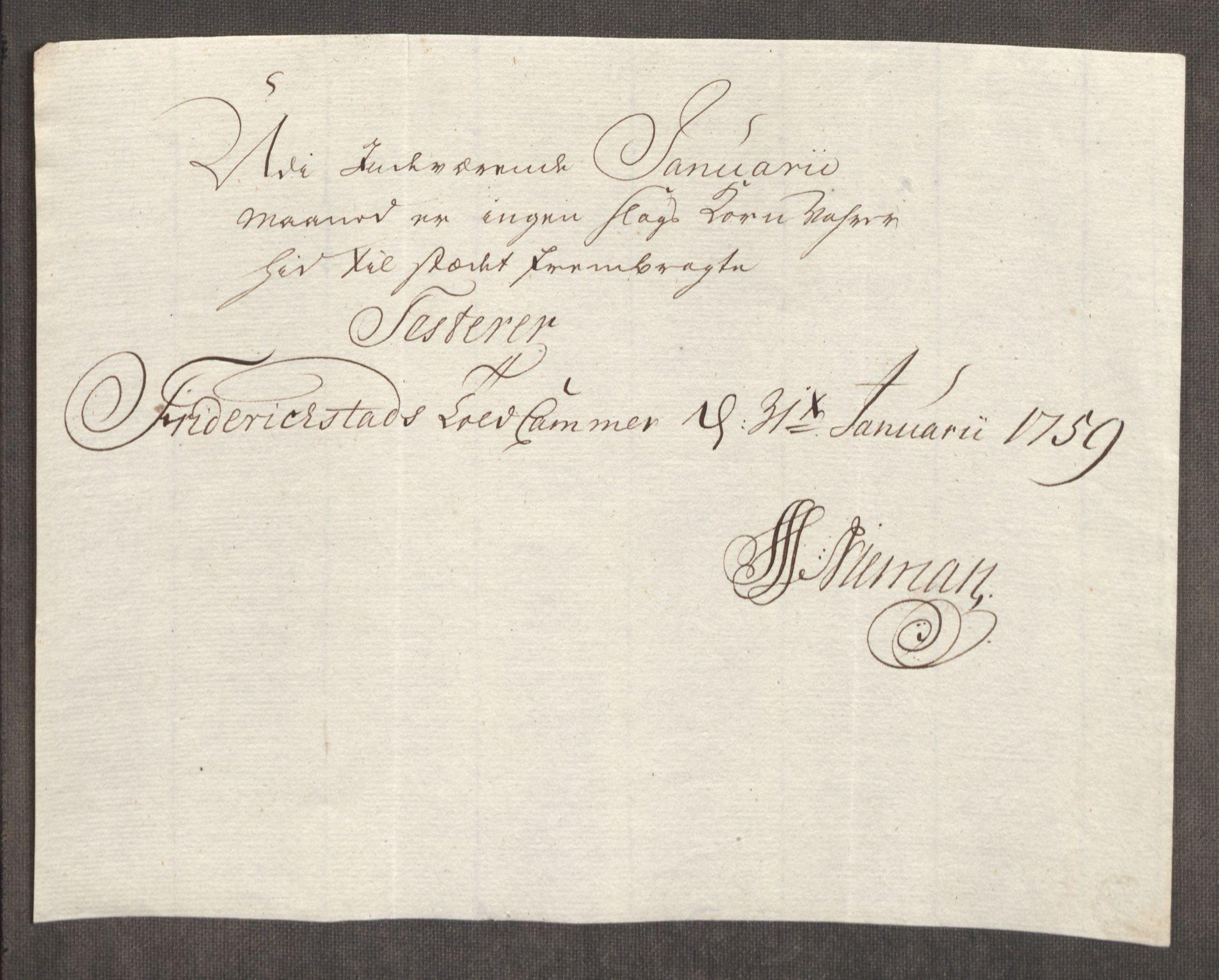 RA, Rentekammeret inntil 1814, Realistisk ordnet avdeling, Oe/L0006: [Ø1]: Priskuranter, 1758-1760, s. 356