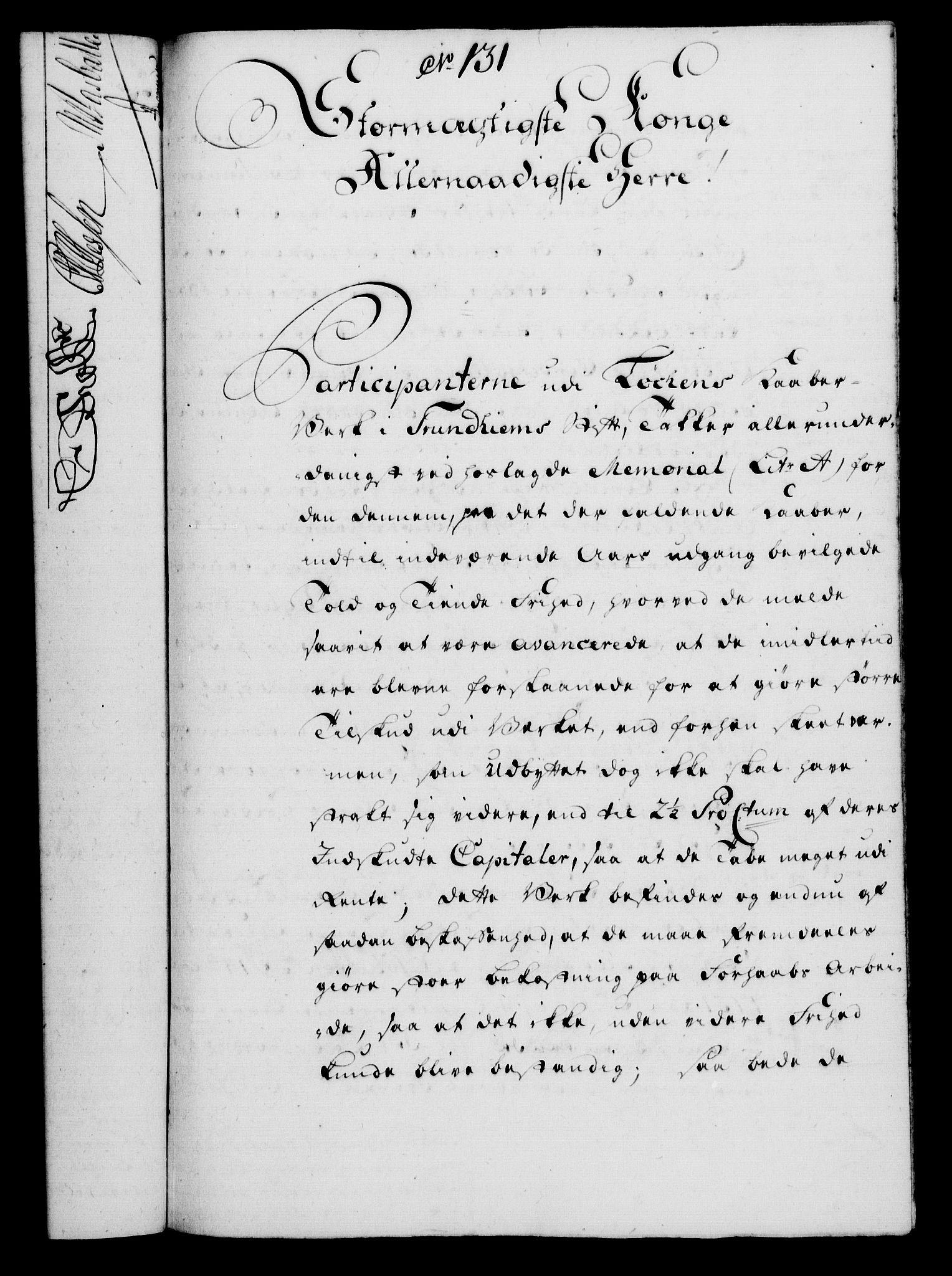 RA, Rentekammeret, Kammerkanselliet, G/Gf/Gfa/L0036: Norsk relasjons- og resolusjonsprotokoll (merket RK 52.36), 1754, s. 731