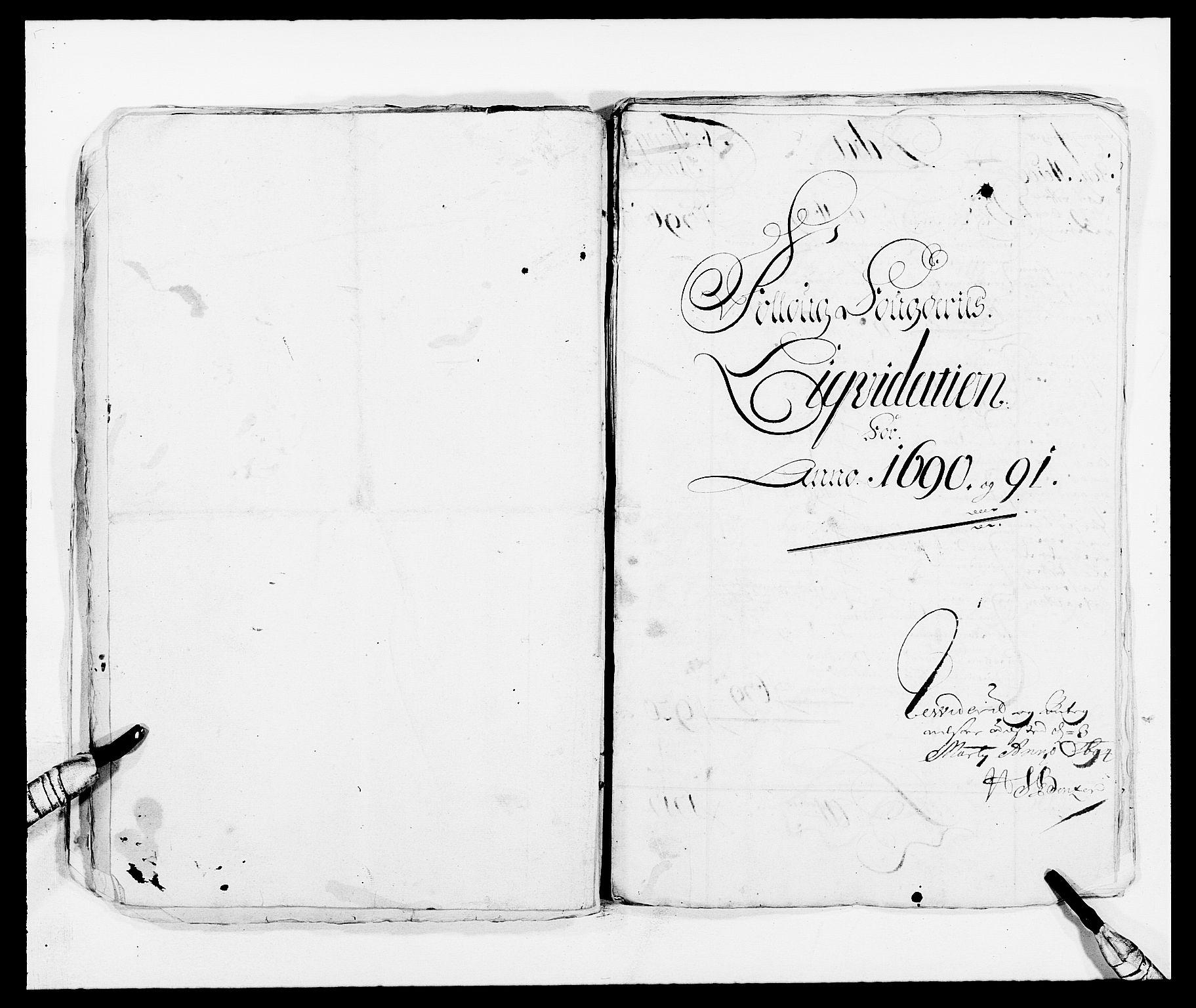 RA, Rentekammeret inntil 1814, Reviderte regnskaper, Fogderegnskap, R09/L0436: Fogderegnskap Follo, 1685-1691, s. 26
