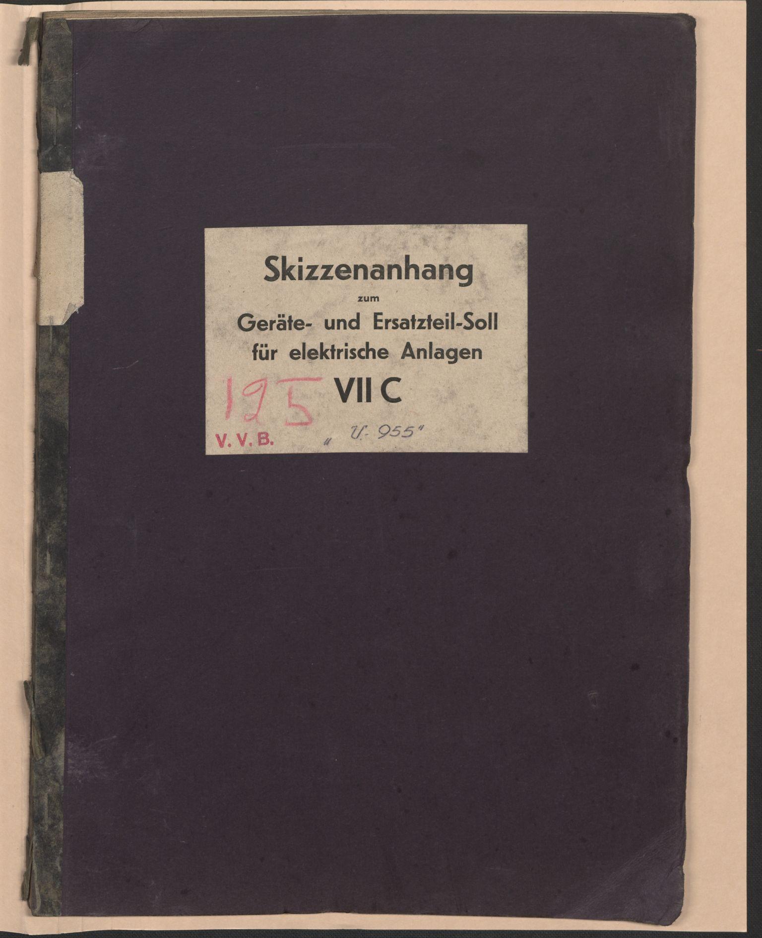 RA, Kriegsmarine Norwegen, Unterseeboote, F/L0007: --, 1942