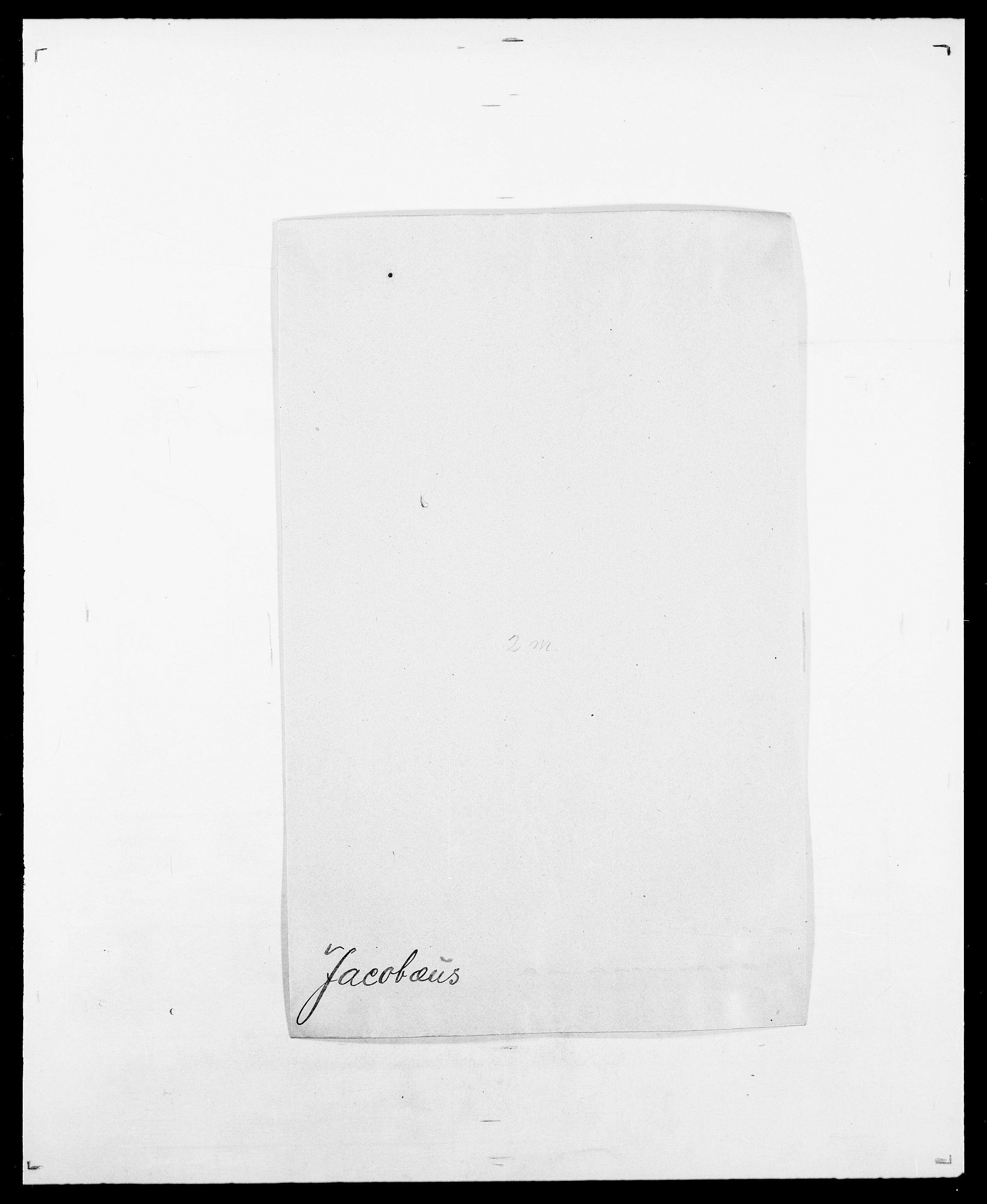 SAO, Delgobe, Charles Antoine - samling, D/Da/L0019: van der Hude - Joys, s. 514