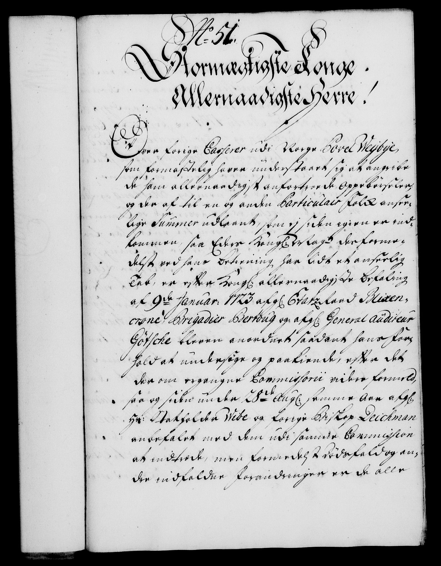 RA, Rentekammeret, Kammerkanselliet, G/Gf/Gfa/L0015: Norsk relasjons- og resolusjonsprotokoll (merket RK 52.15), 1732, s. 326
