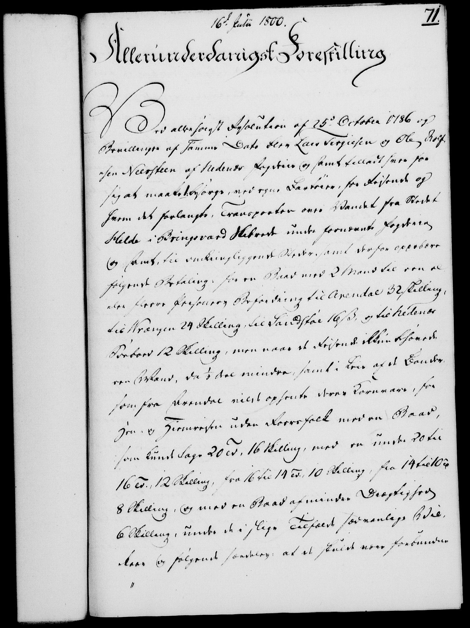 RA, Rentekammeret, Kammerkanselliet, G/Gf/Gfa/L0082: Norsk relasjons- og resolusjonsprotokoll (merket RK 52.82), 1800, s. 446