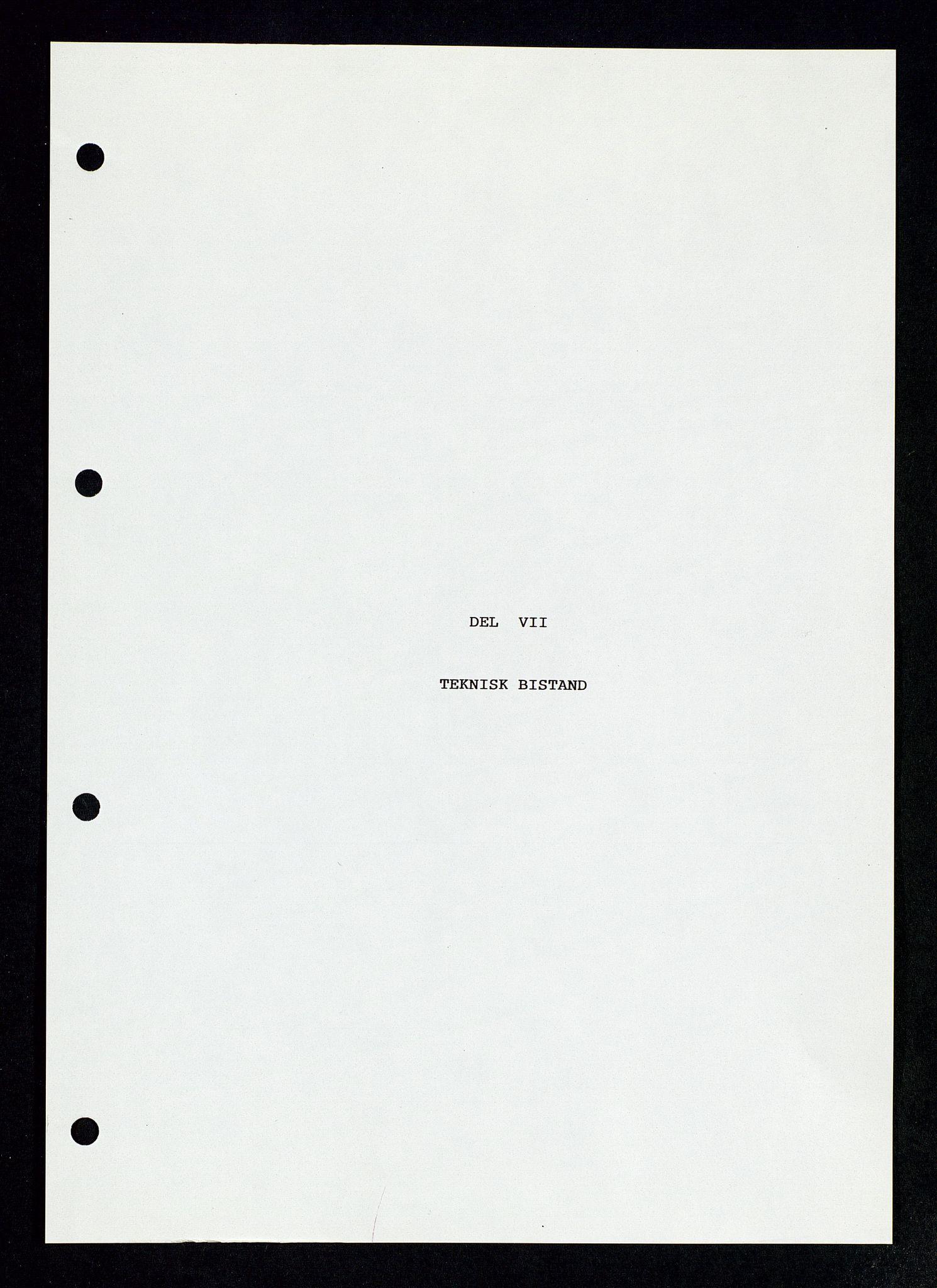SAST, Pa 1339 - Statoil ASA, D/Dm/L0123: Rapporter, 1985-1988, s. 53