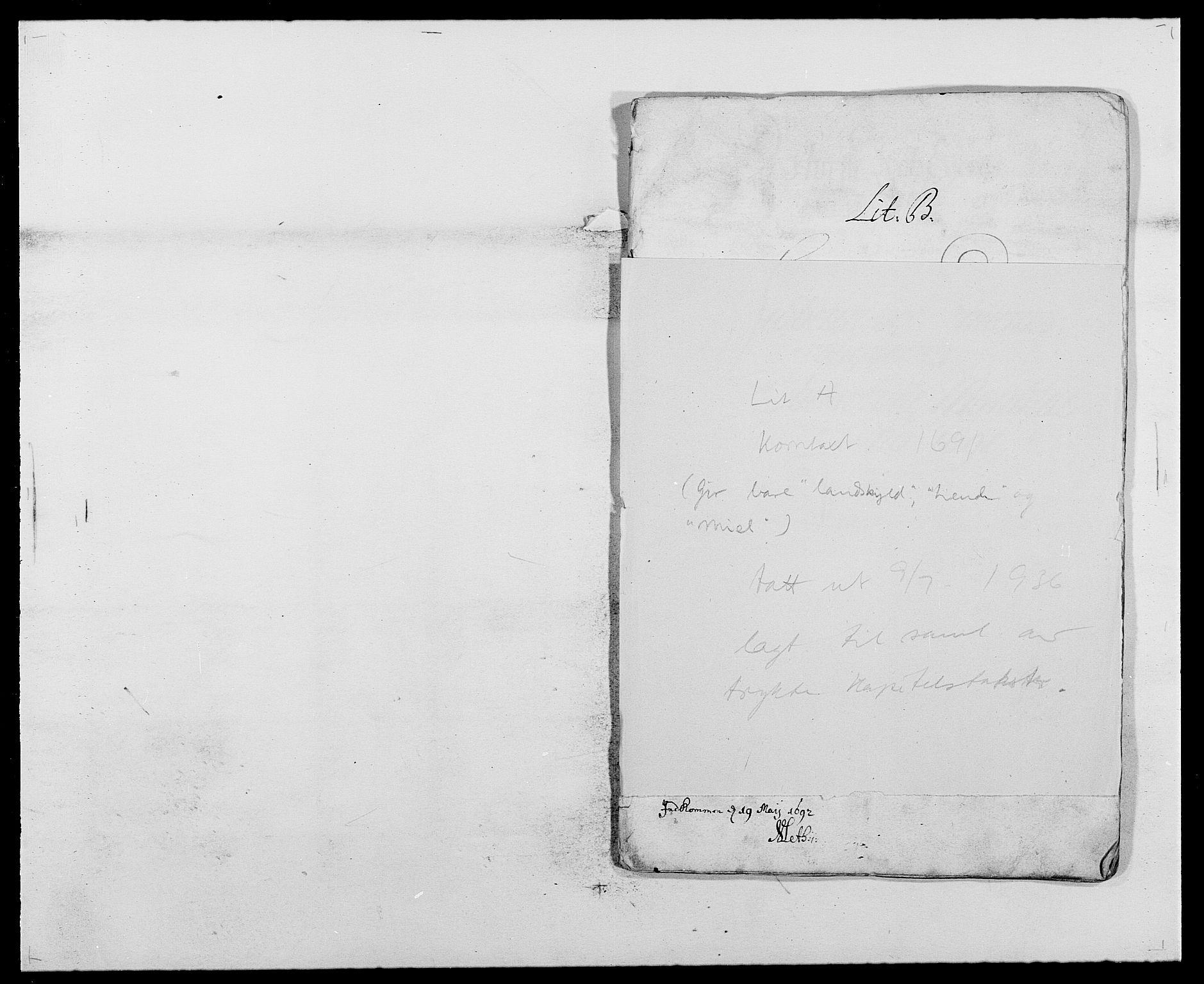 RA, Rentekammeret inntil 1814, Reviderte regnskaper, Fogderegnskap, R46/L2727: Fogderegnskap Jæren og Dalane, 1690-1693, s. 77