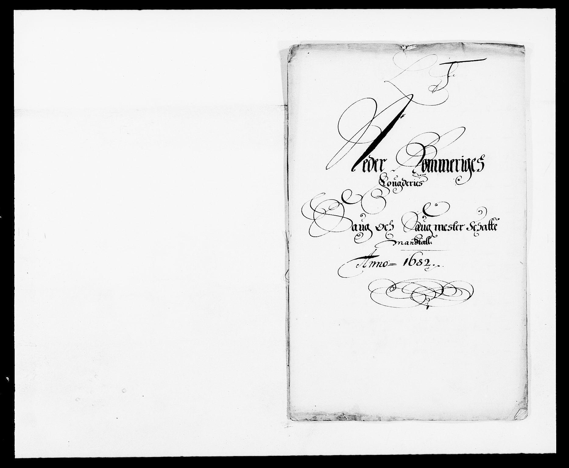 RA, Rentekammeret inntil 1814, Reviderte regnskaper, Fogderegnskap, R11/L0570: Fogderegnskap Nedre Romerike, 1682, s. 179