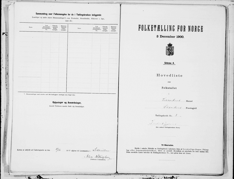 SAT, Folketelling 1900 for 1718 Leksvik herred, 1900, s. 6