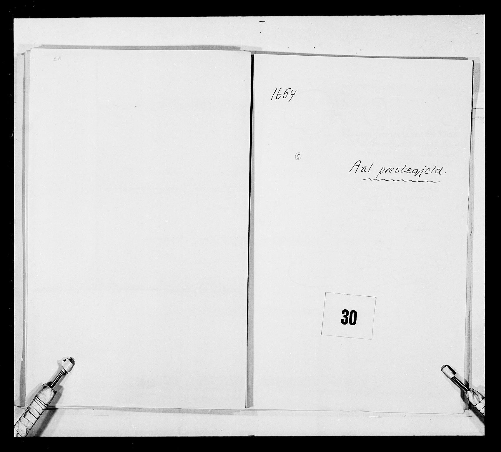 RA, Stattholderembetet 1572-1771, Ek/L0030: Jordebøker 1633-1658:, 1654, s. 127