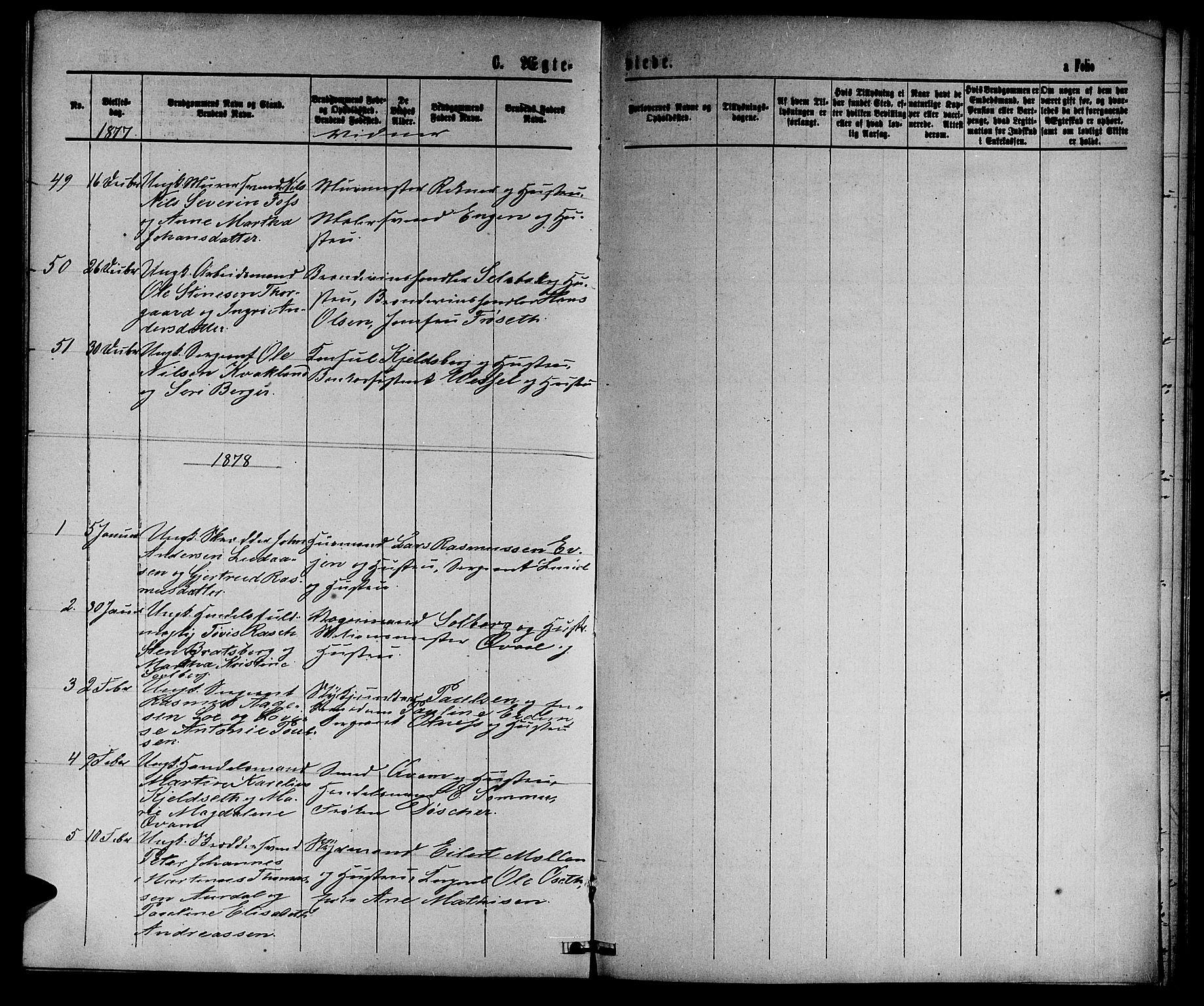 SAT, Ministerialprotokoller, klokkerbøker og fødselsregistre - Sør-Trøndelag, 601/L0088: Klokkerbok nr. 601C06, 1870-1878, s. 251o