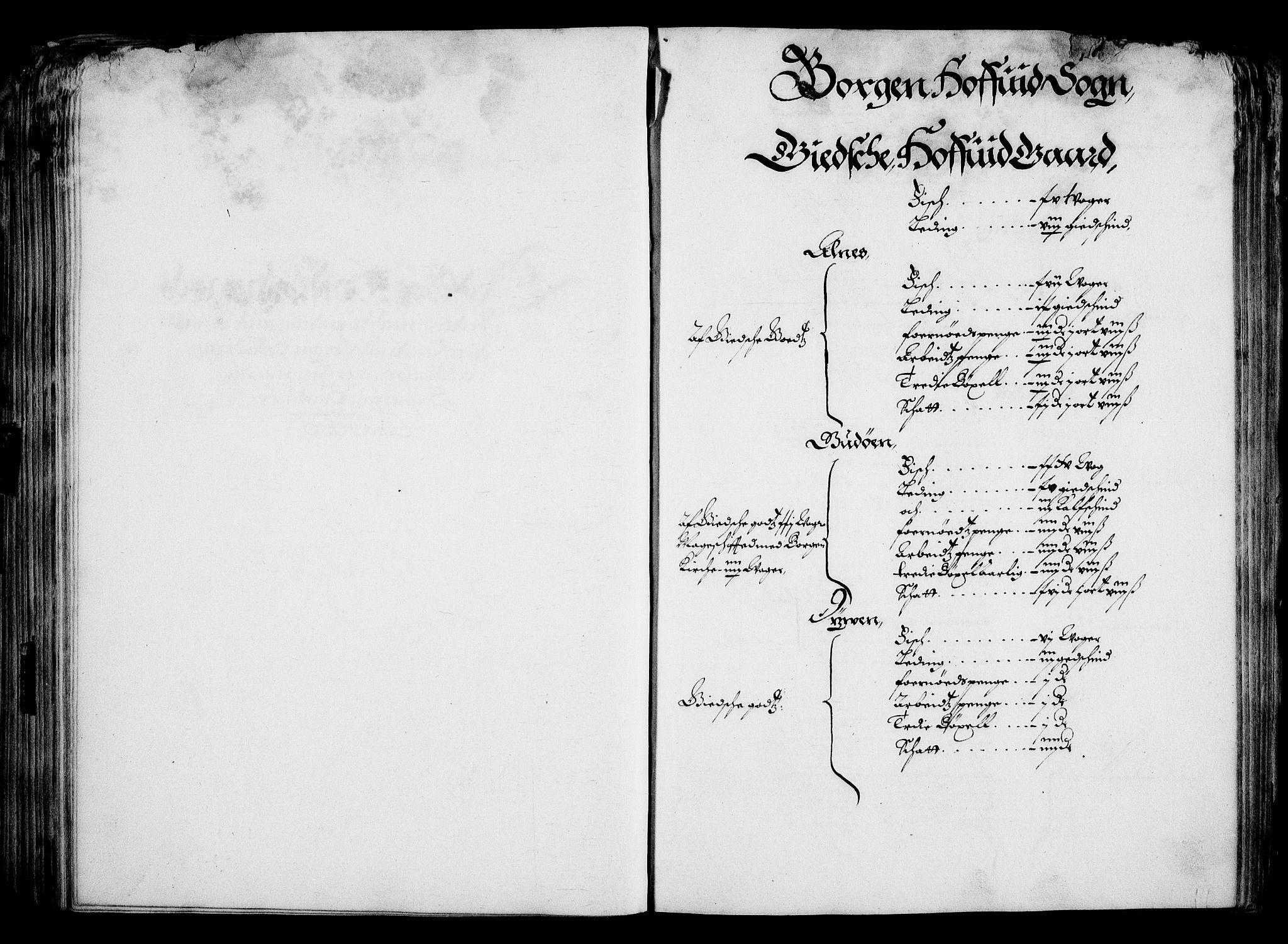 RA, Rentekammeret inntil 1814, Realistisk ordnet avdeling, On/L0001: Statens gods, 1651, s. 161