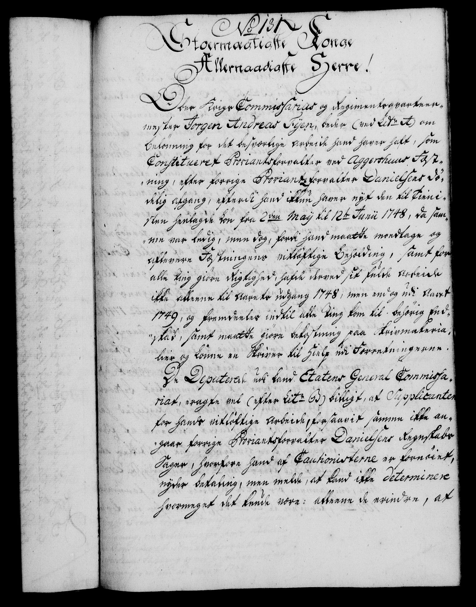 RA, Rentekammeret, Kammerkanselliet, G/Gf/Gfa/L0039: Norsk relasjons- og resolusjonsprotokoll (merket RK 52.39), 1757, s. 715