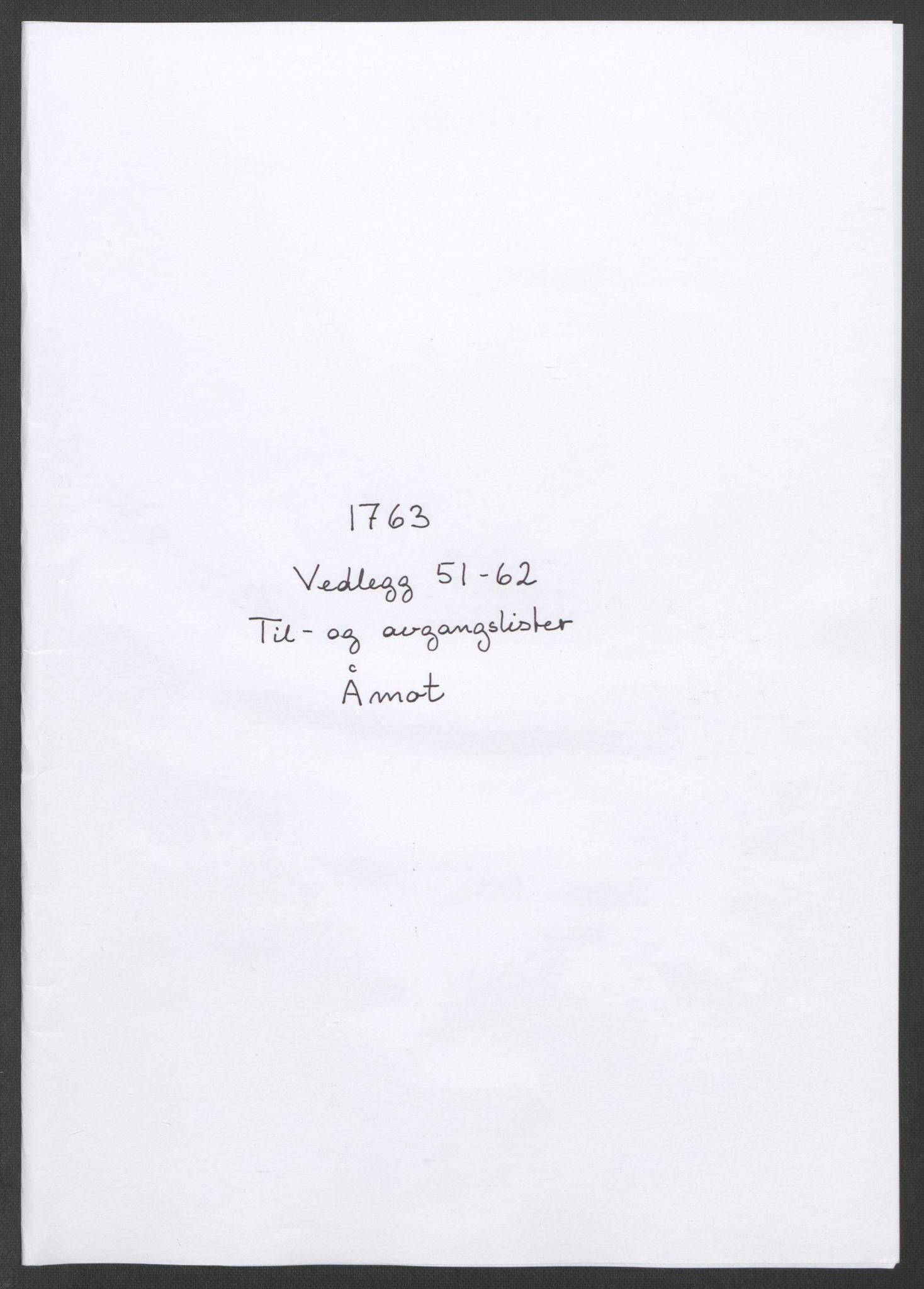 RA, Rentekammeret inntil 1814, Reviderte regnskaper, Fogderegnskap, R14/L0959: Ekstraskatten Solør og Odal, 1763-1770, s. 206