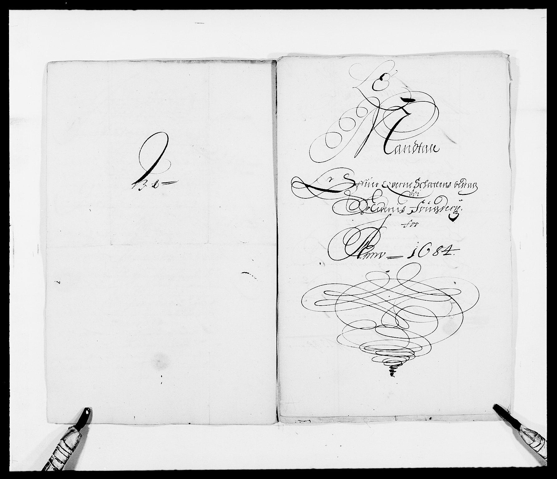 RA, Rentekammeret inntil 1814, Reviderte regnskaper, Fogderegnskap, R39/L2308: Fogderegnskap Nedenes, 1684-1689, s. 60