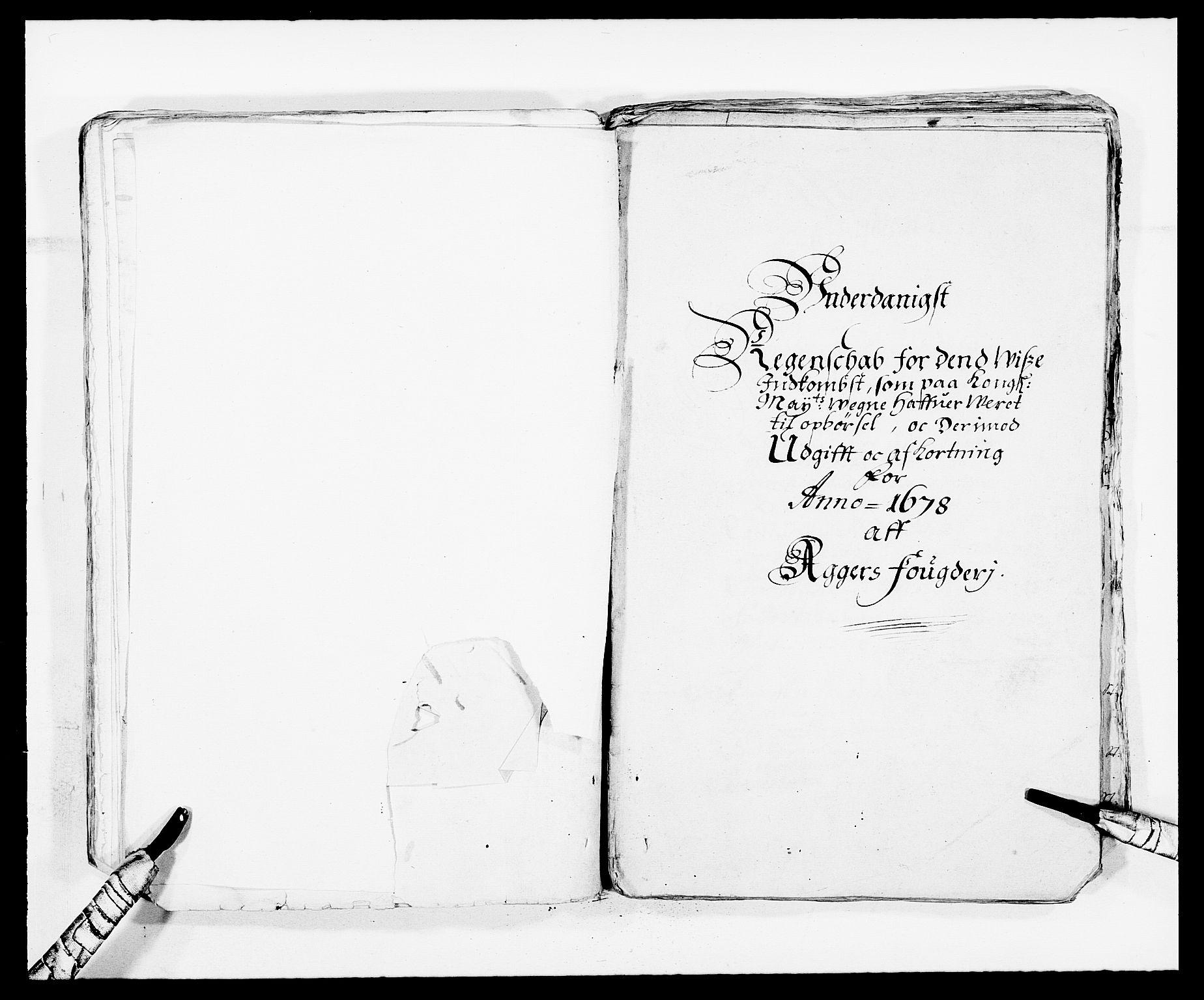 RA, Rentekammeret inntil 1814, Reviderte regnskaper, Fogderegnskap, R08/L0416: Fogderegnskap Aker, 1678-1681, s. 47