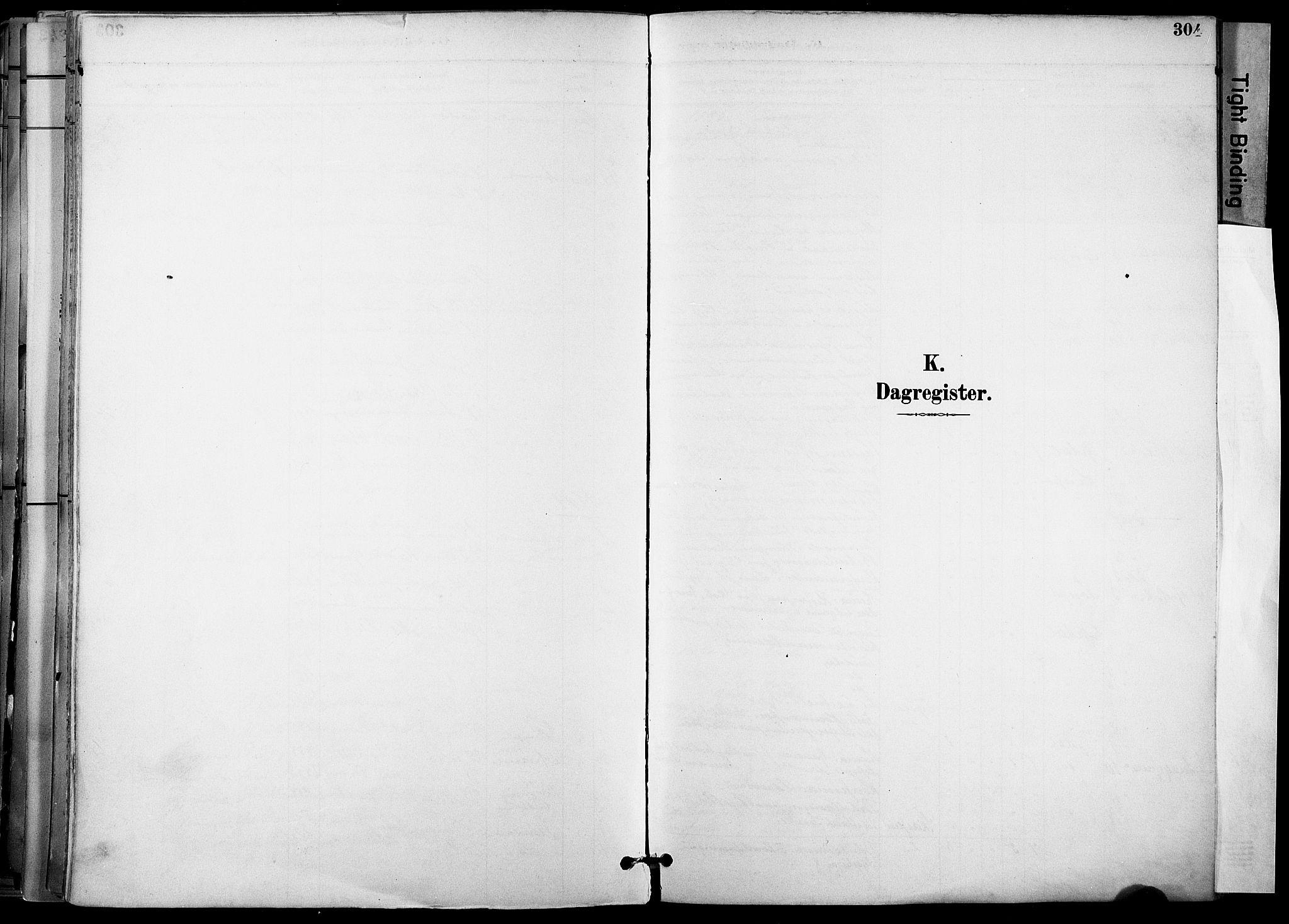 SAT, Ministerialprotokoller, klokkerbøker og fødselsregistre - Sør-Trøndelag, 678/L0902: Ministerialbok nr. 678A11, 1895-1911, s. 304